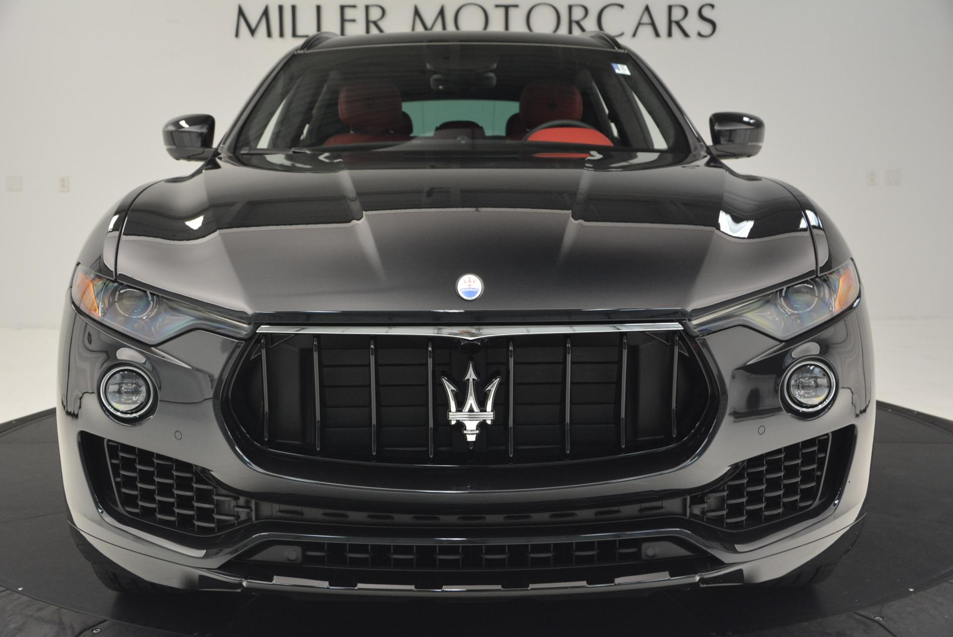 New 2017 Maserati Levante  For Sale In Westport, CT 791_p13