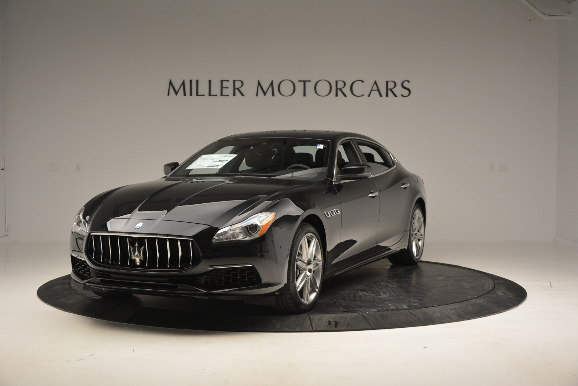 New 2017 Maserati Quattroporte S Q4 GranLusso For Sale In Westport, CT 793_main