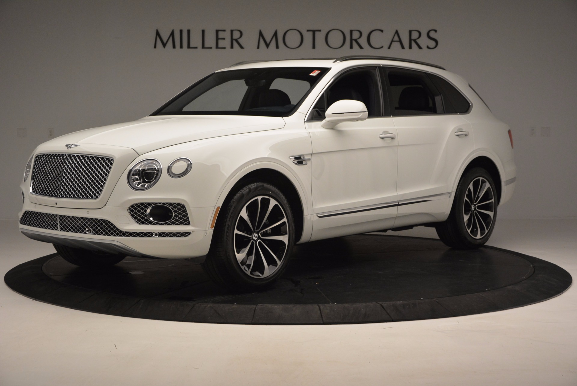 New 2017 Bentley Bentayga  For Sale In Westport, CT 794_p2