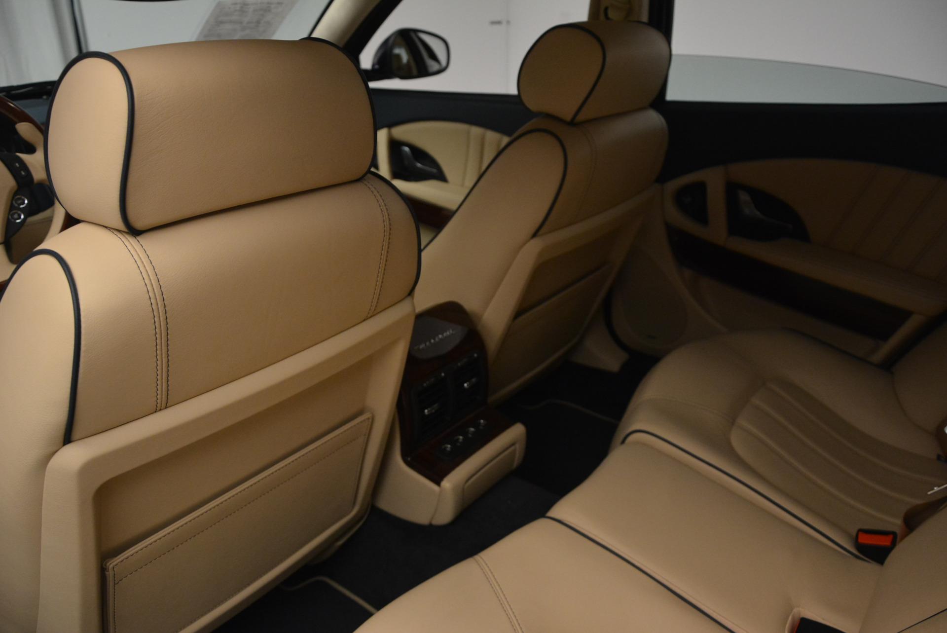 Used 2010 Maserati Quattroporte S For Sale In Westport, CT 795_p25