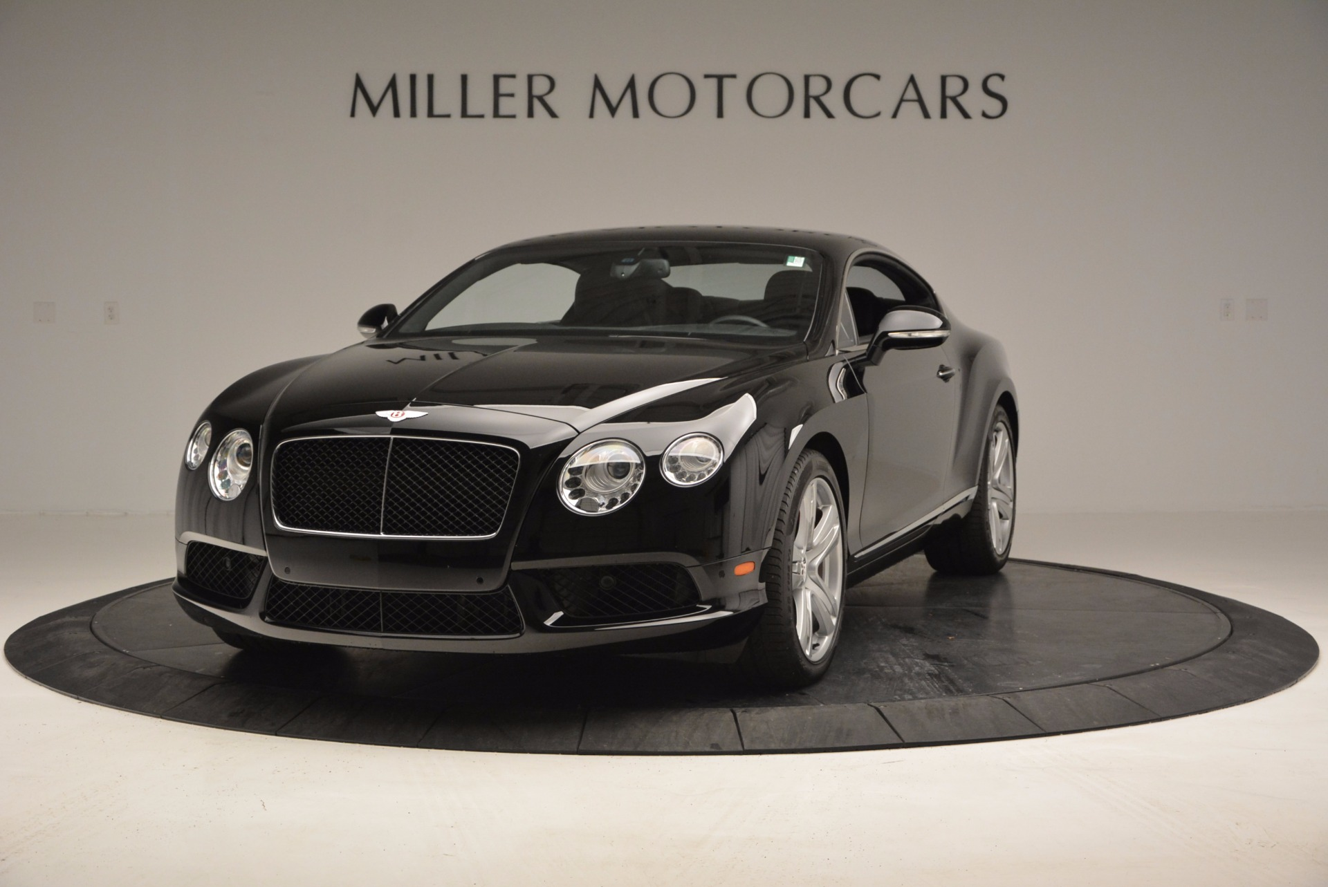 Used 2013 Bentley Continental GT V8 For Sale In Westport, CT 797_main