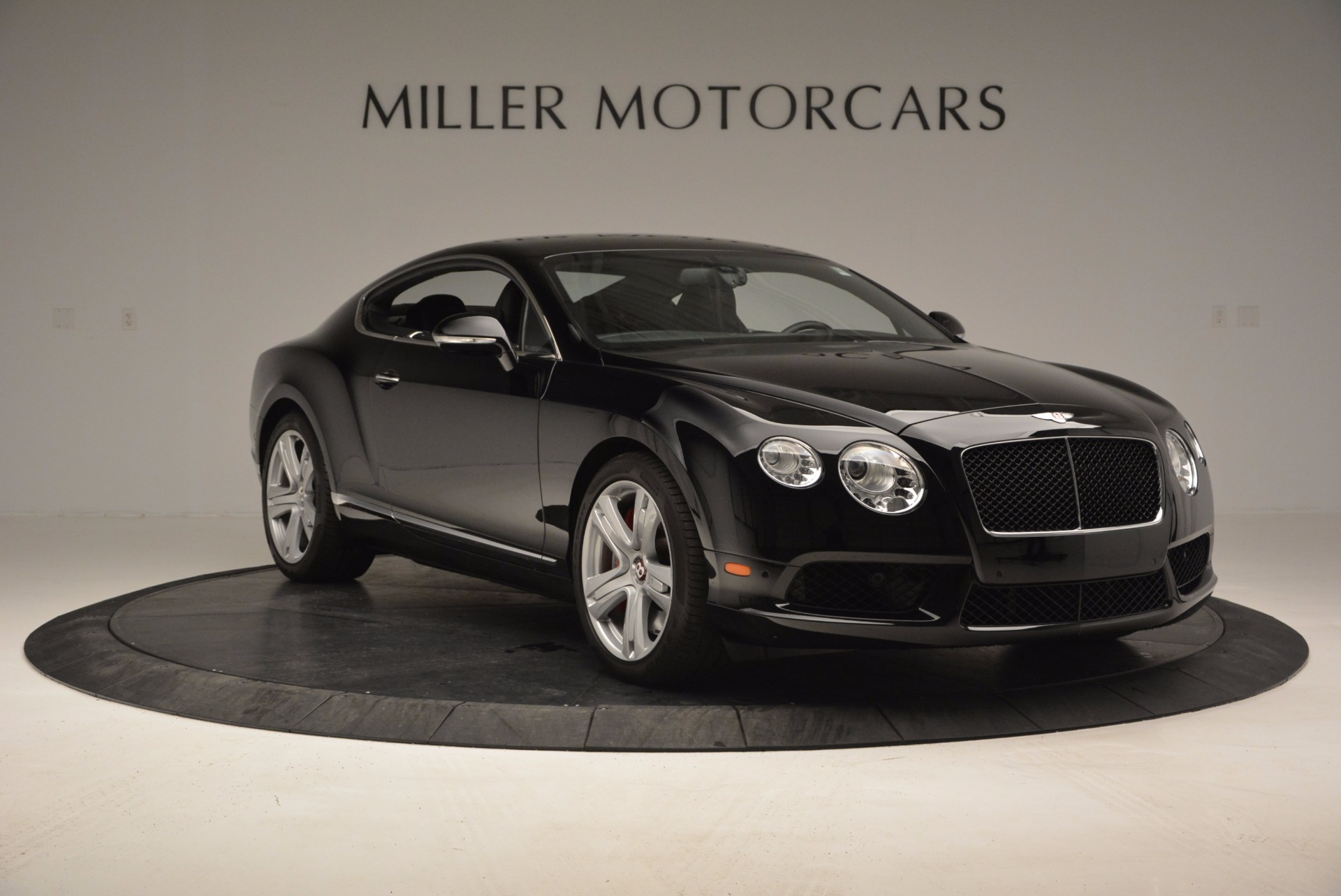 Used 2013 Bentley Continental GT V8 For Sale In Westport, CT 797_p11