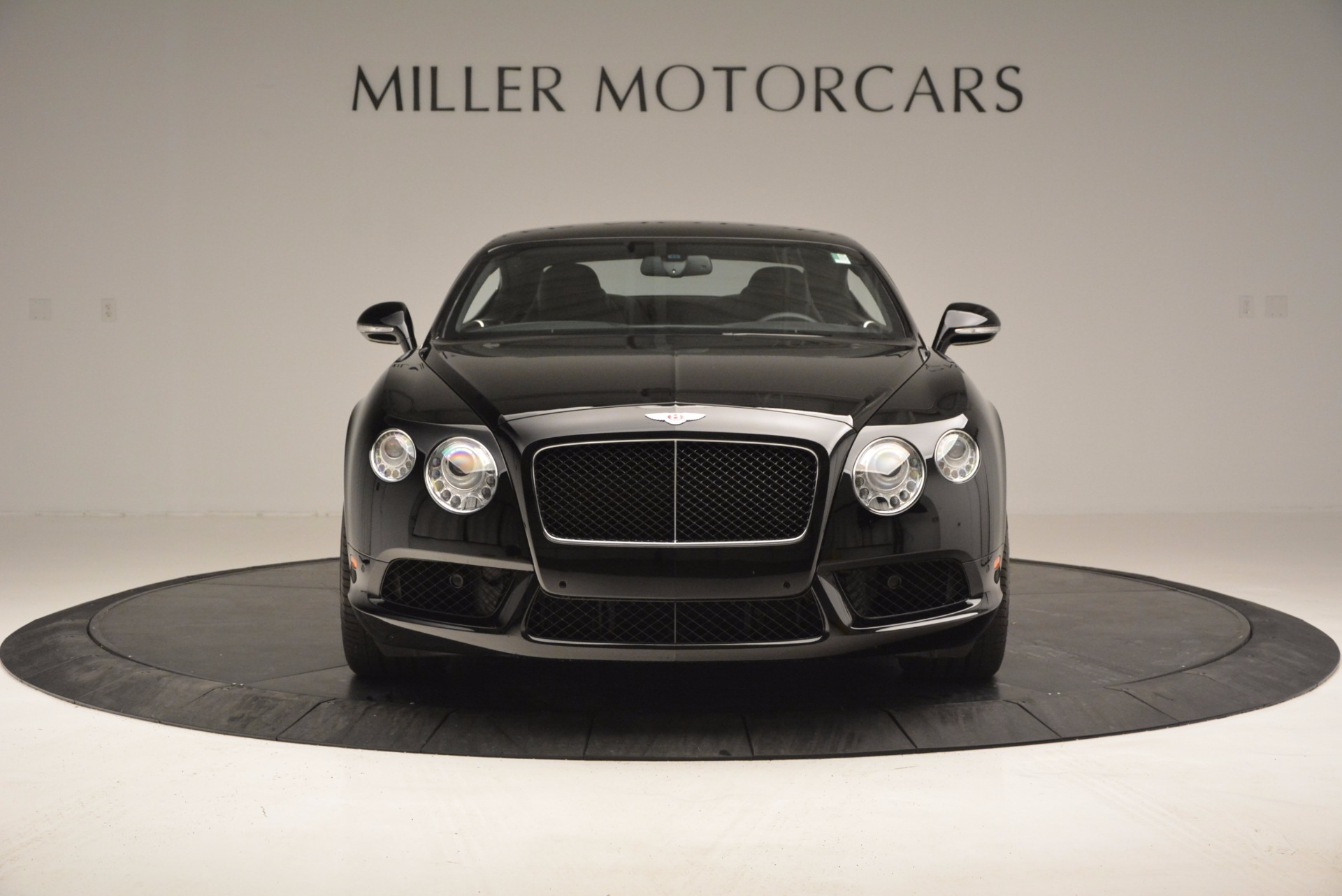 Used 2013 Bentley Continental GT V8 For Sale In Westport, CT 797_p12