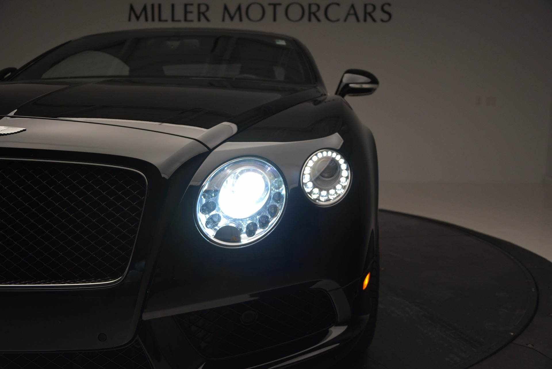 Used 2013 Bentley Continental GT V8 For Sale In Westport, CT 797_p18