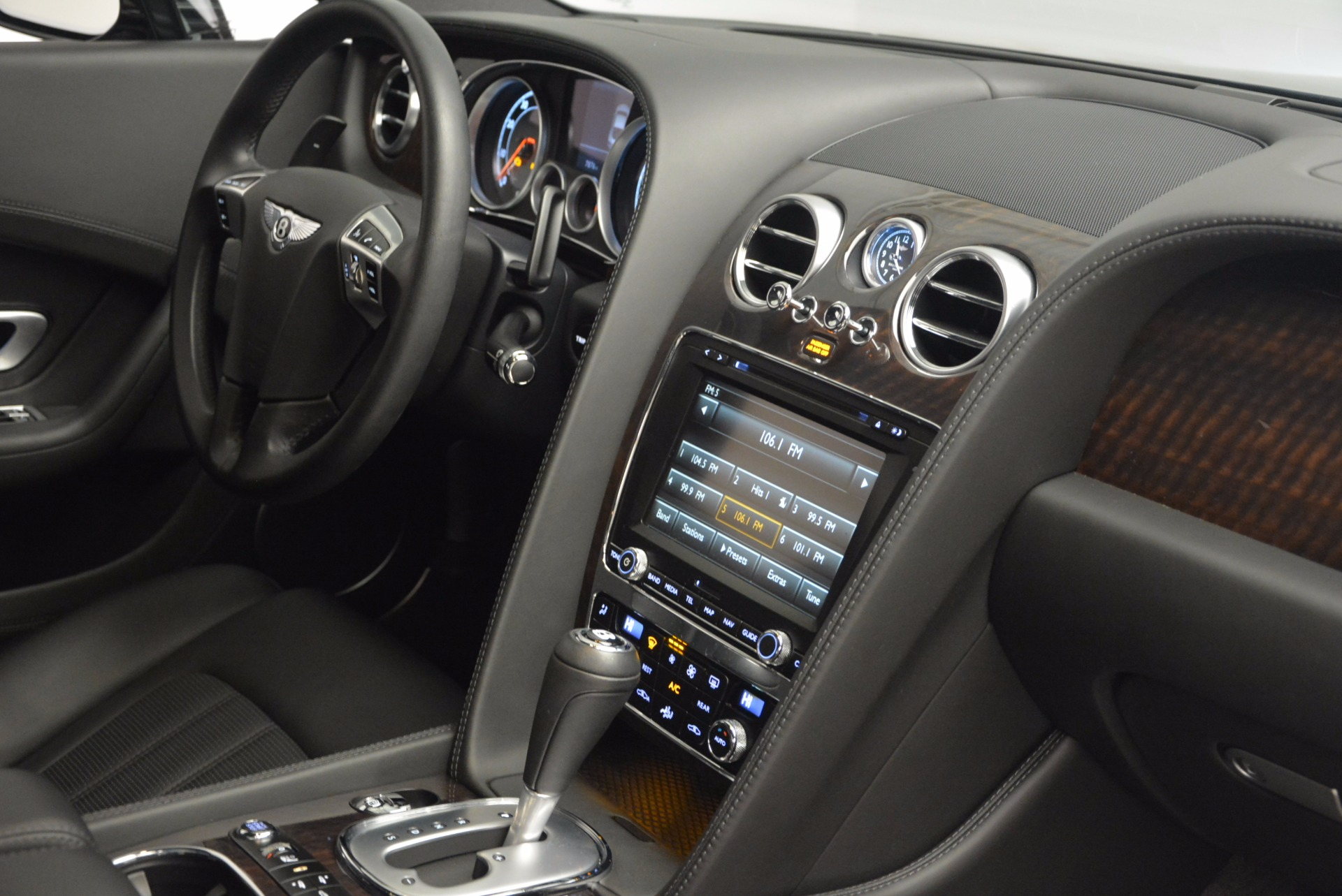 Used 2013 Bentley Continental GT V8 For Sale In Westport, CT 797_p37