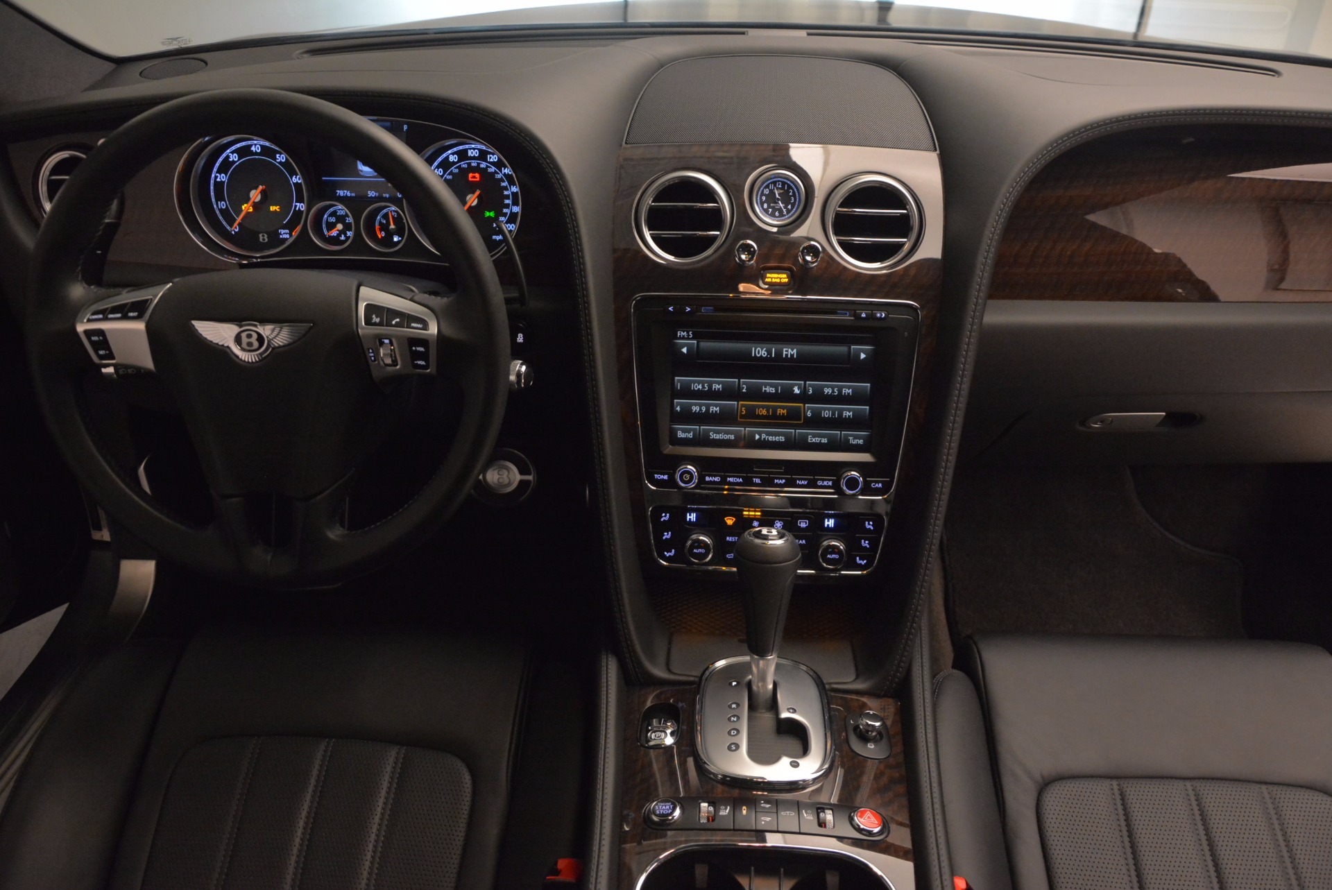 Used 2013 Bentley Continental GT V8 For Sale In Westport, CT 797_p42