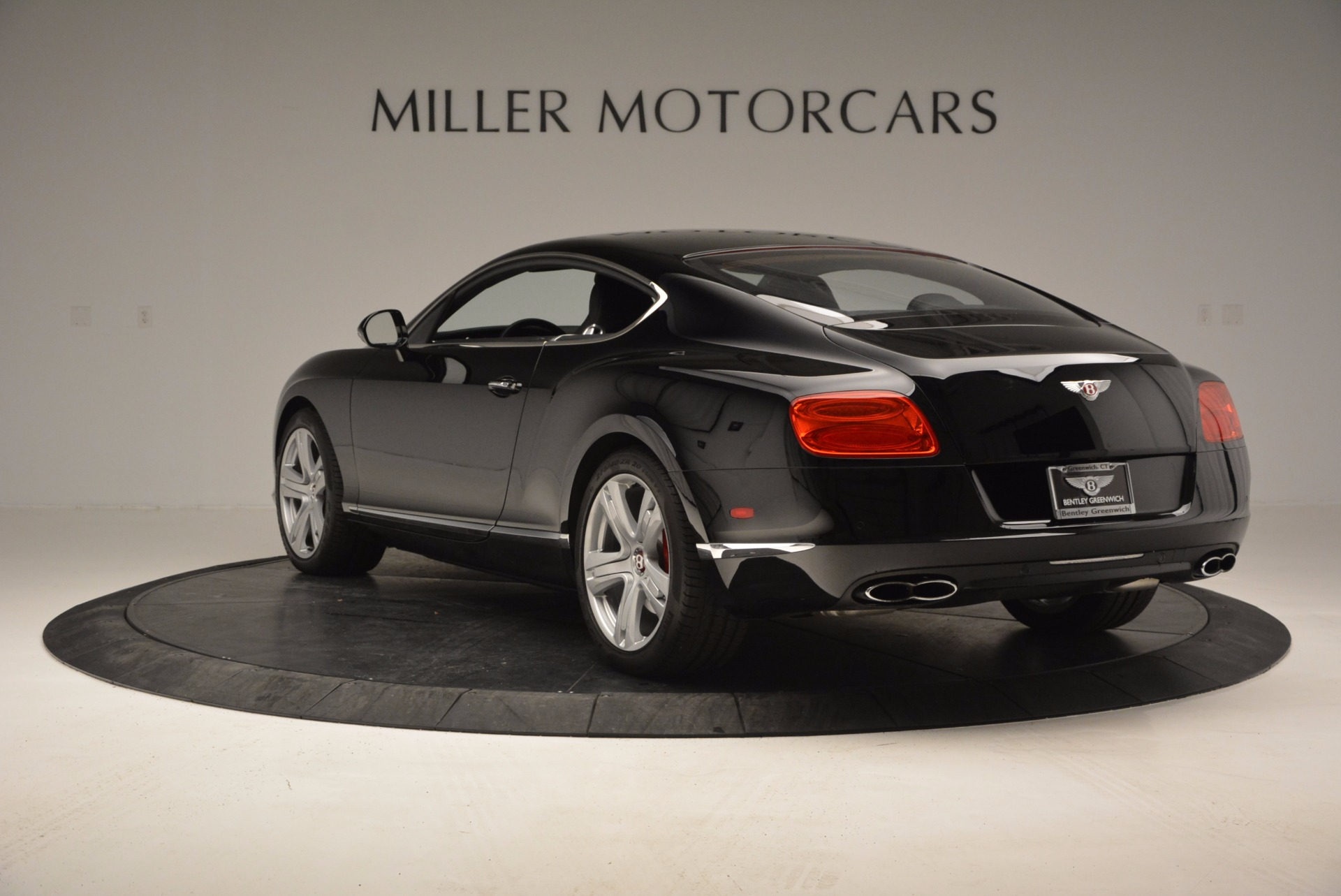 Used 2013 Bentley Continental GT V8 For Sale In Westport, CT 797_p5