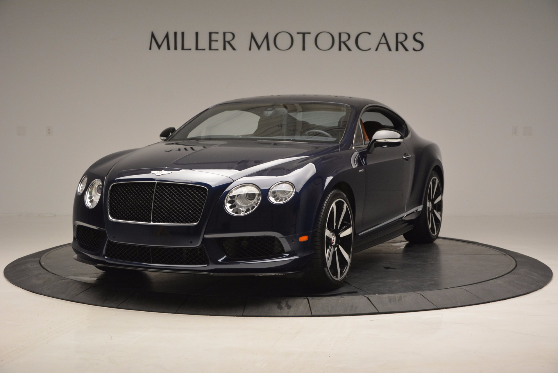 Used 2015 Bentley Continental GT V8 S For Sale In Westport, CT 798_main