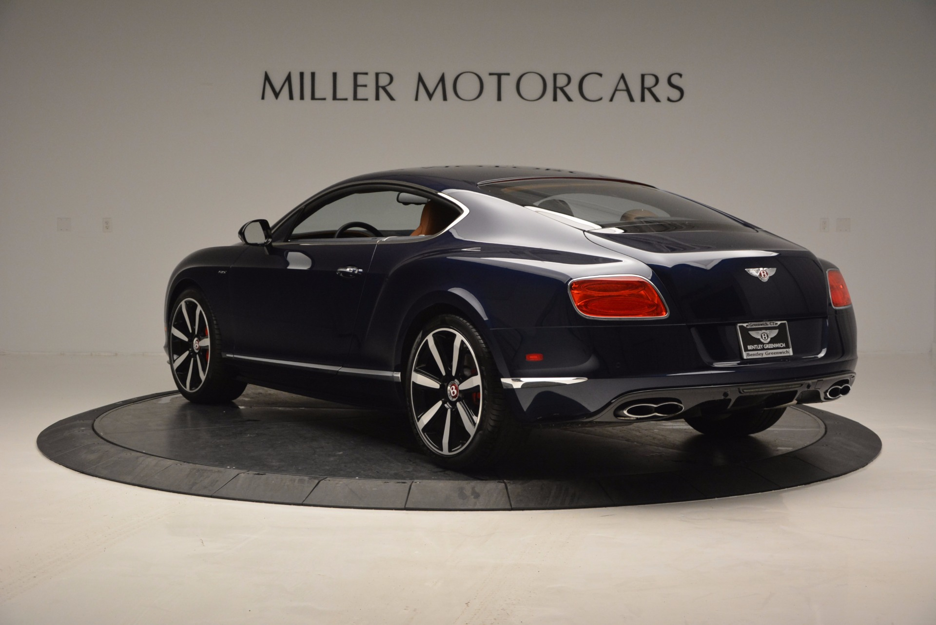 Used 2015 Bentley Continental GT V8 S For Sale In Westport, CT 798_p5