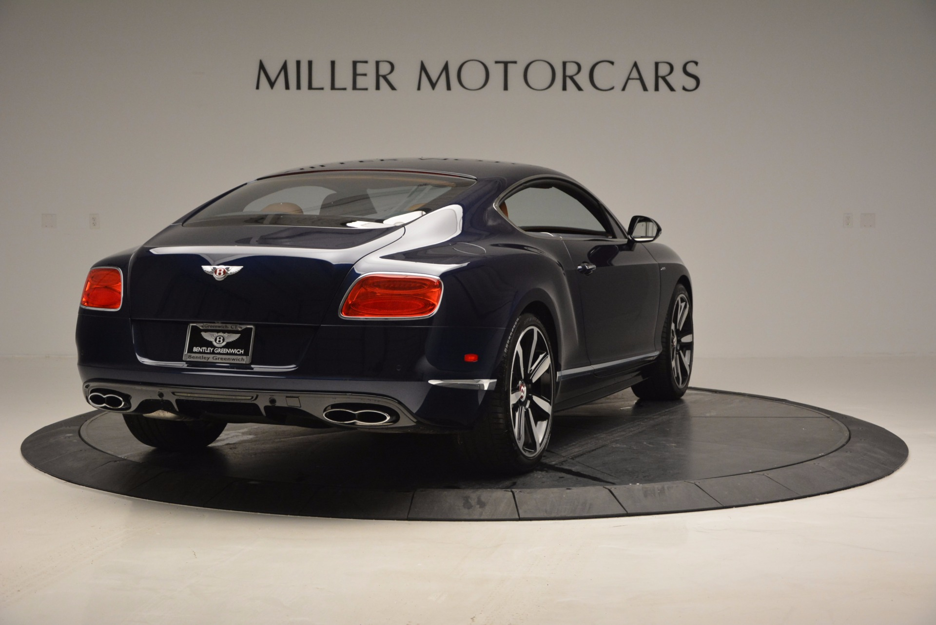 Used 2015 Bentley Continental GT V8 S For Sale In Westport, CT 798_p7