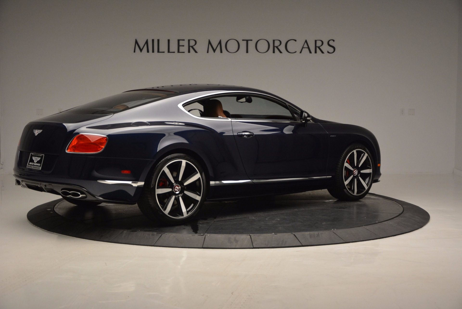 Used 2015 Bentley Continental GT V8 S For Sale In Westport, CT 798_p8
