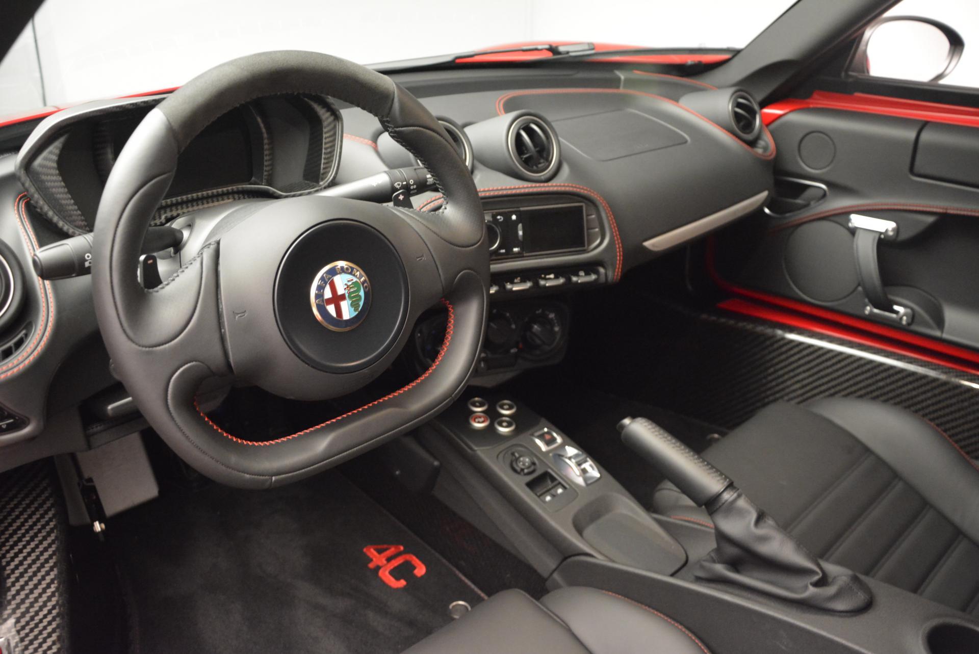 Used 2015 Alfa Romeo 4C  For Sale In Westport, CT 8_p16