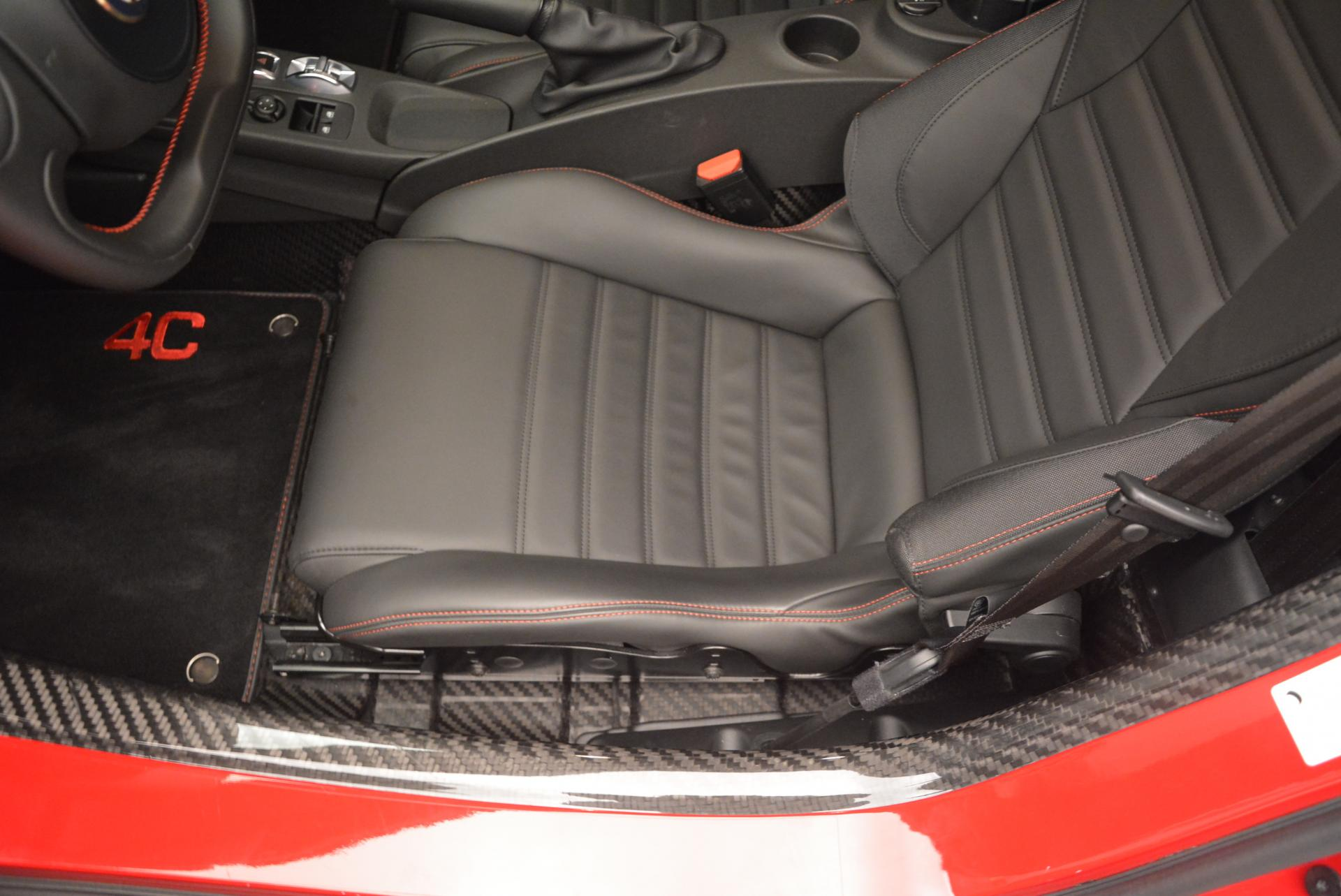 Used 2015 Alfa Romeo 4C  For Sale In Westport, CT 8_p17