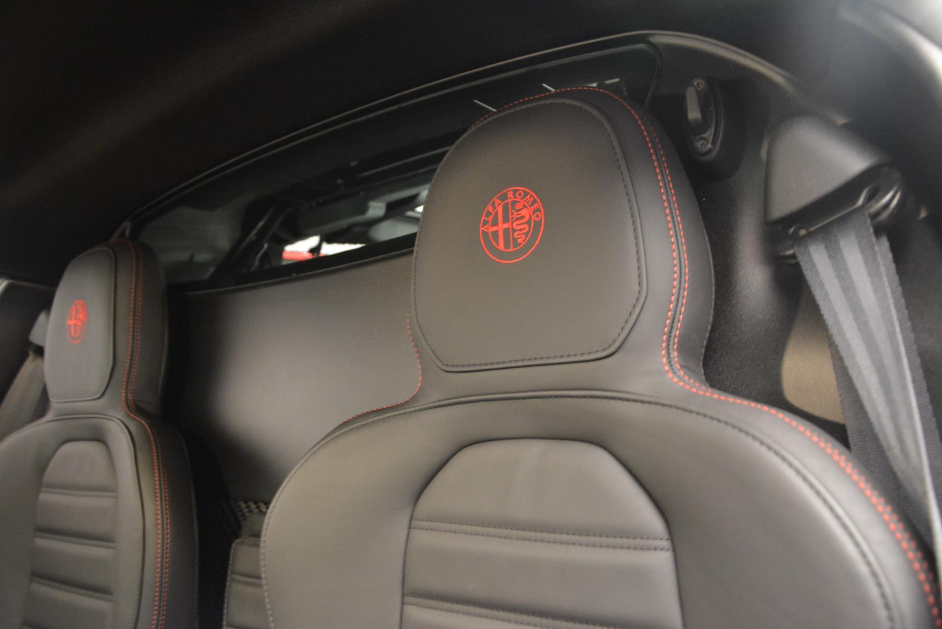 Used 2015 Alfa Romeo 4C  For Sale In Westport, CT 8_p18