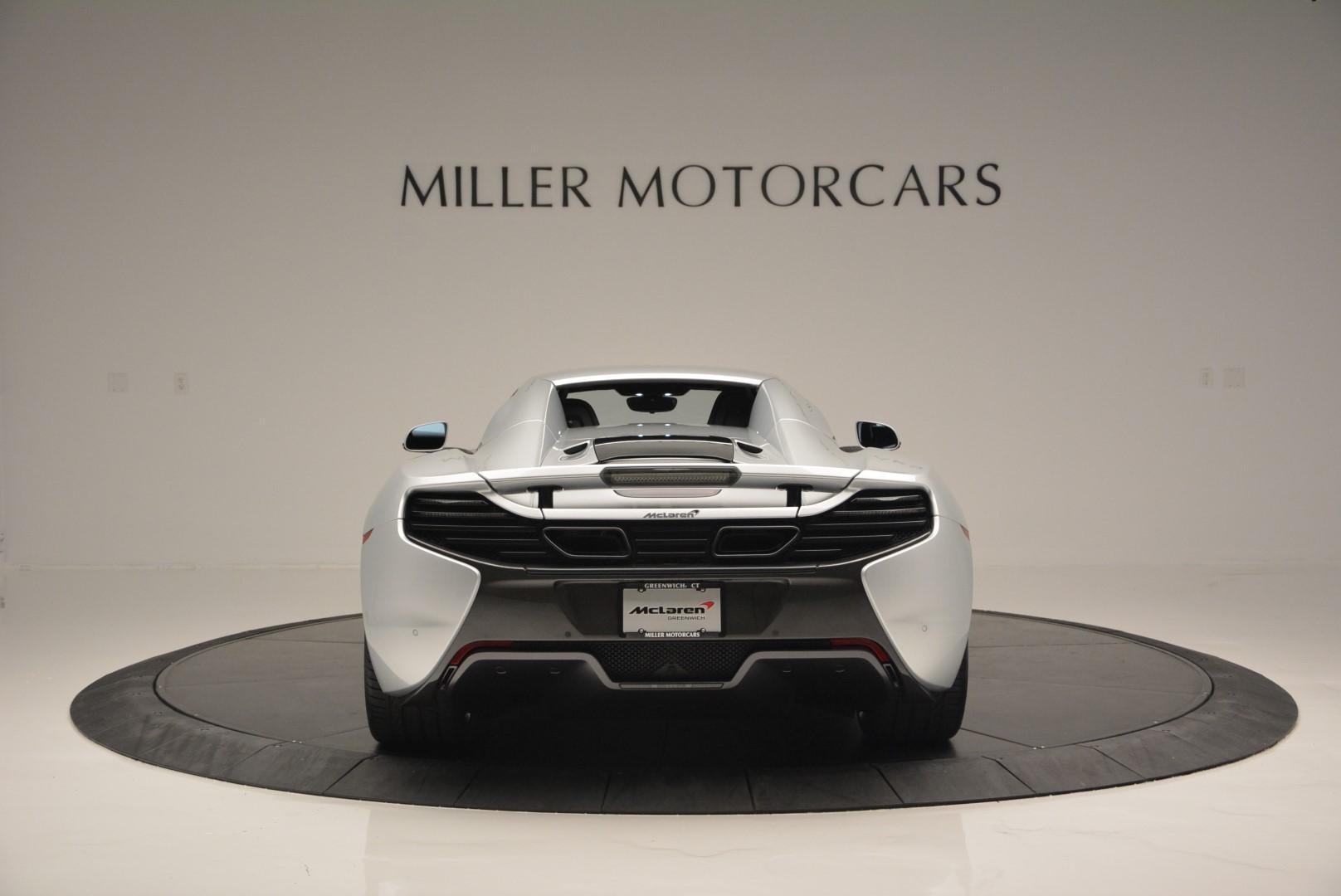 New 2016 McLaren 650S Spider  For Sale In Westport, CT 80_p15