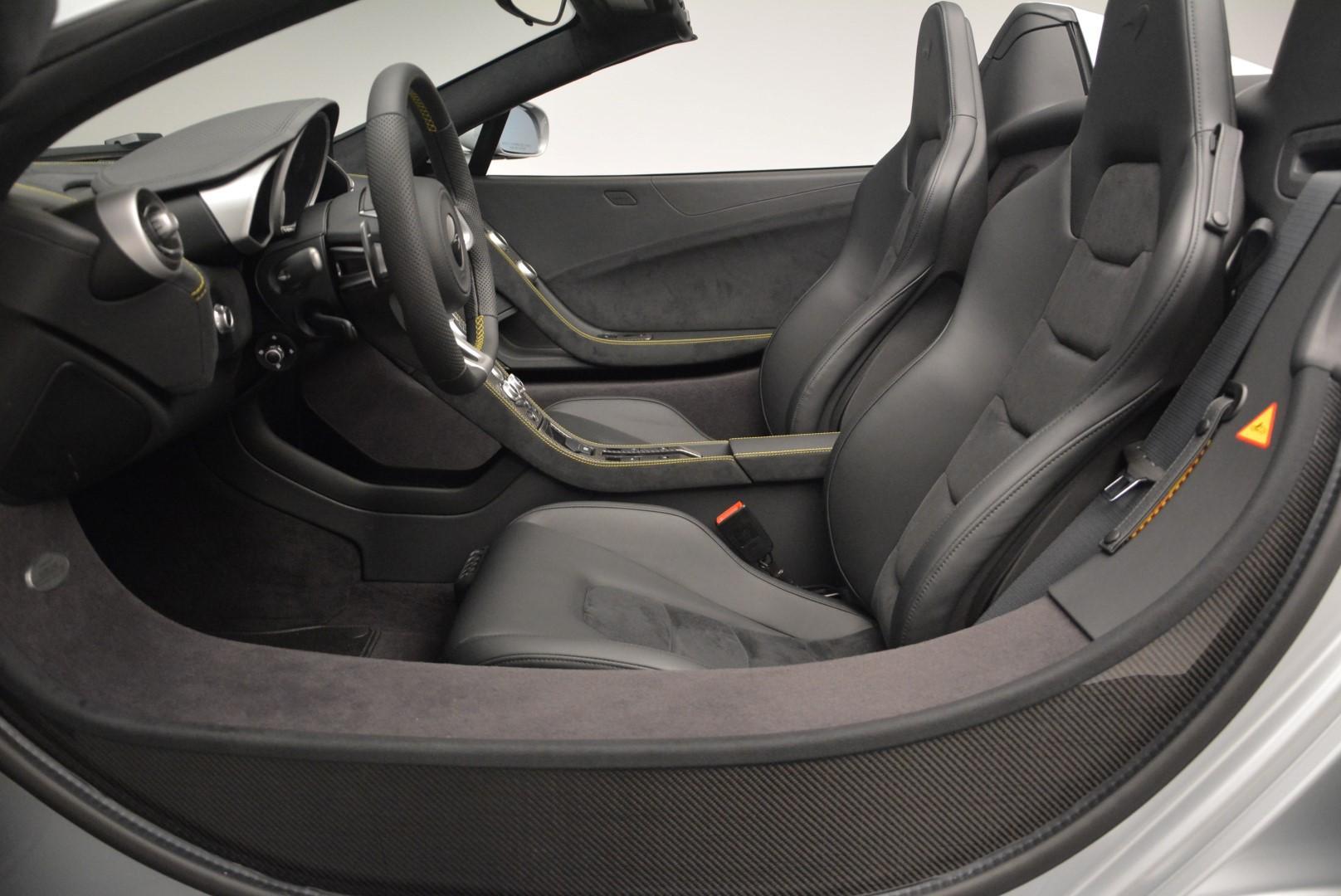 New 2016 McLaren 650S Spider  For Sale In Westport, CT 80_p21