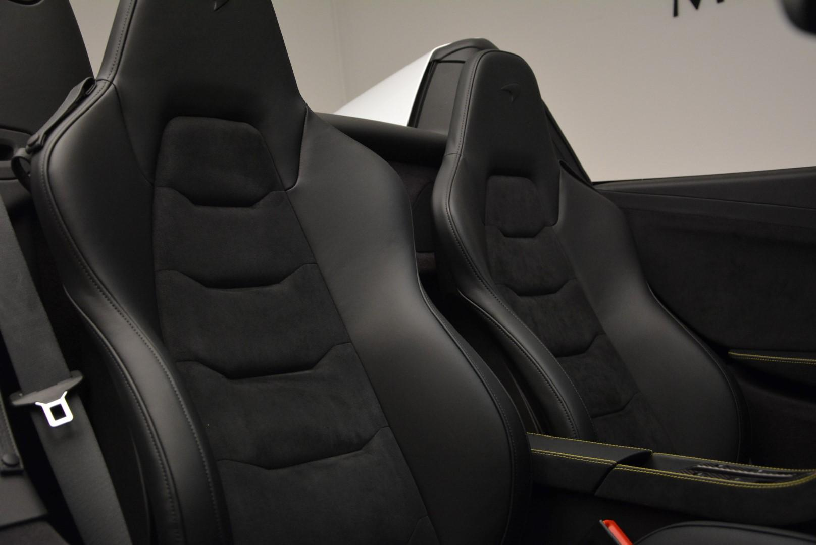 New 2016 McLaren 650S Spider  For Sale In Westport, CT 80_p25
