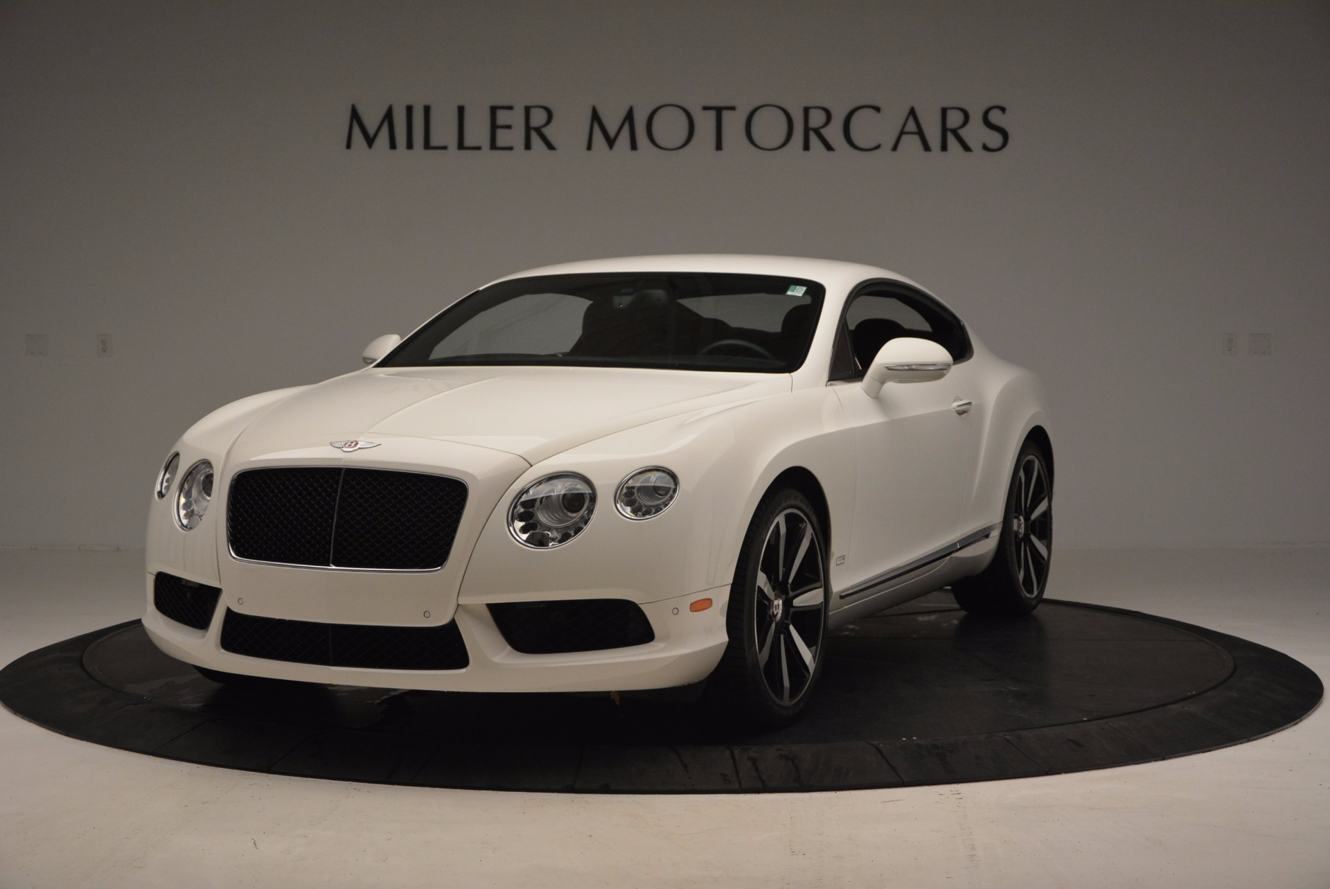 Used 2013 Bentley Continental GT V8 For Sale In Westport, CT 802_main
