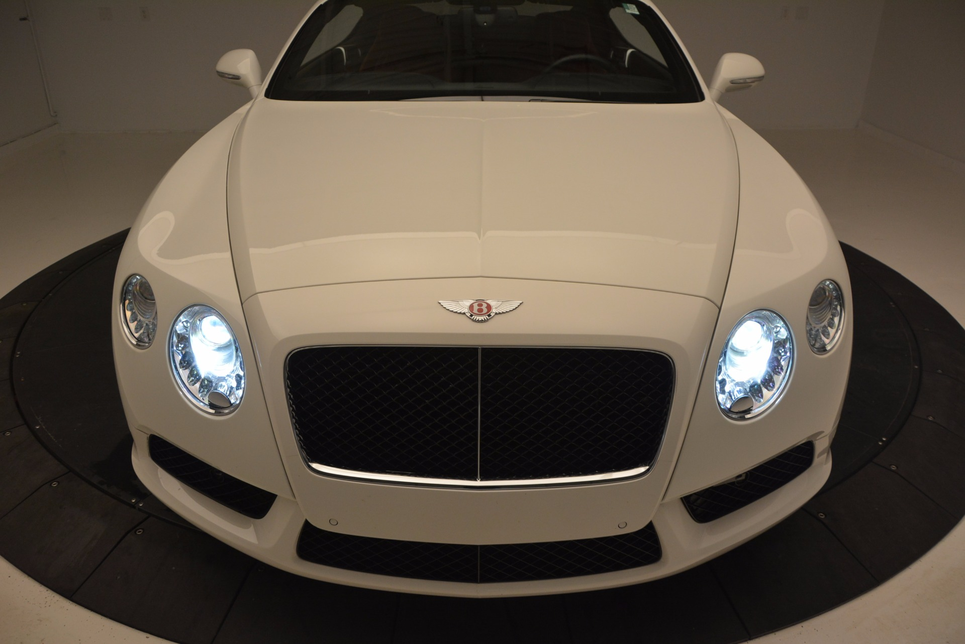 Used 2013 Bentley Continental GT V8 For Sale In Westport, CT 802_p16