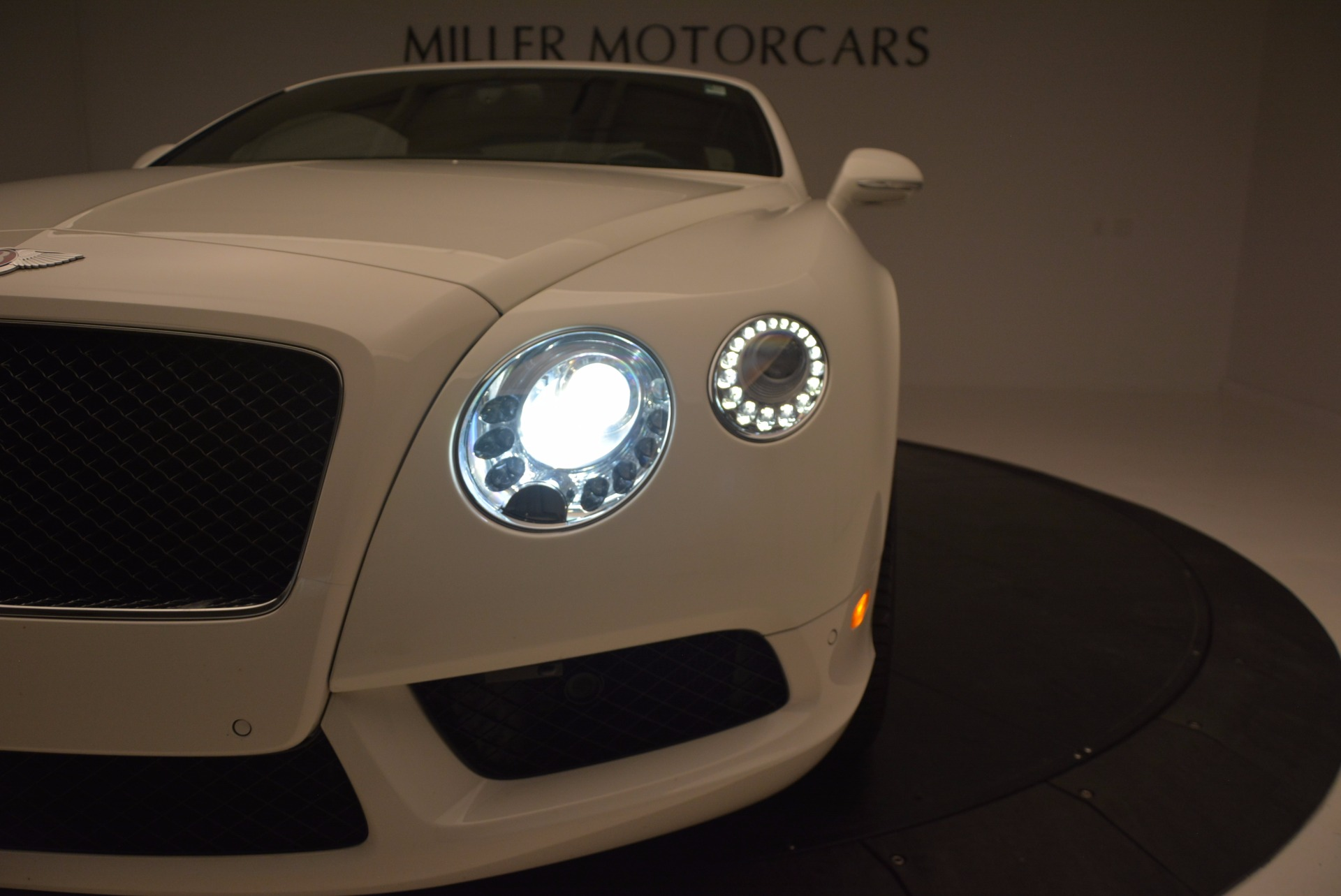 Used 2013 Bentley Continental GT V8 For Sale In Westport, CT 802_p18