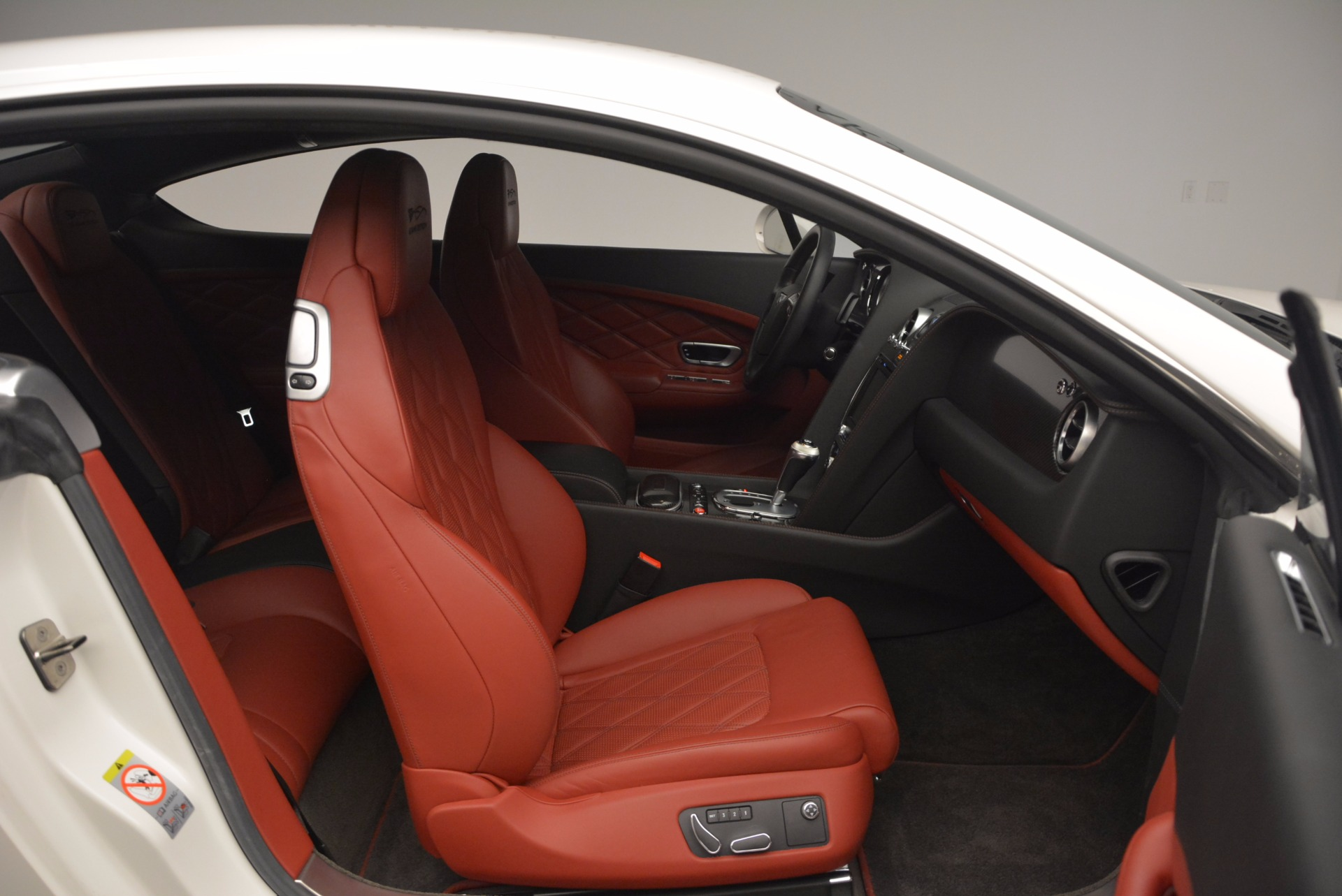 Used 2013 Bentley Continental GT V8 For Sale In Westport, CT 802_p36