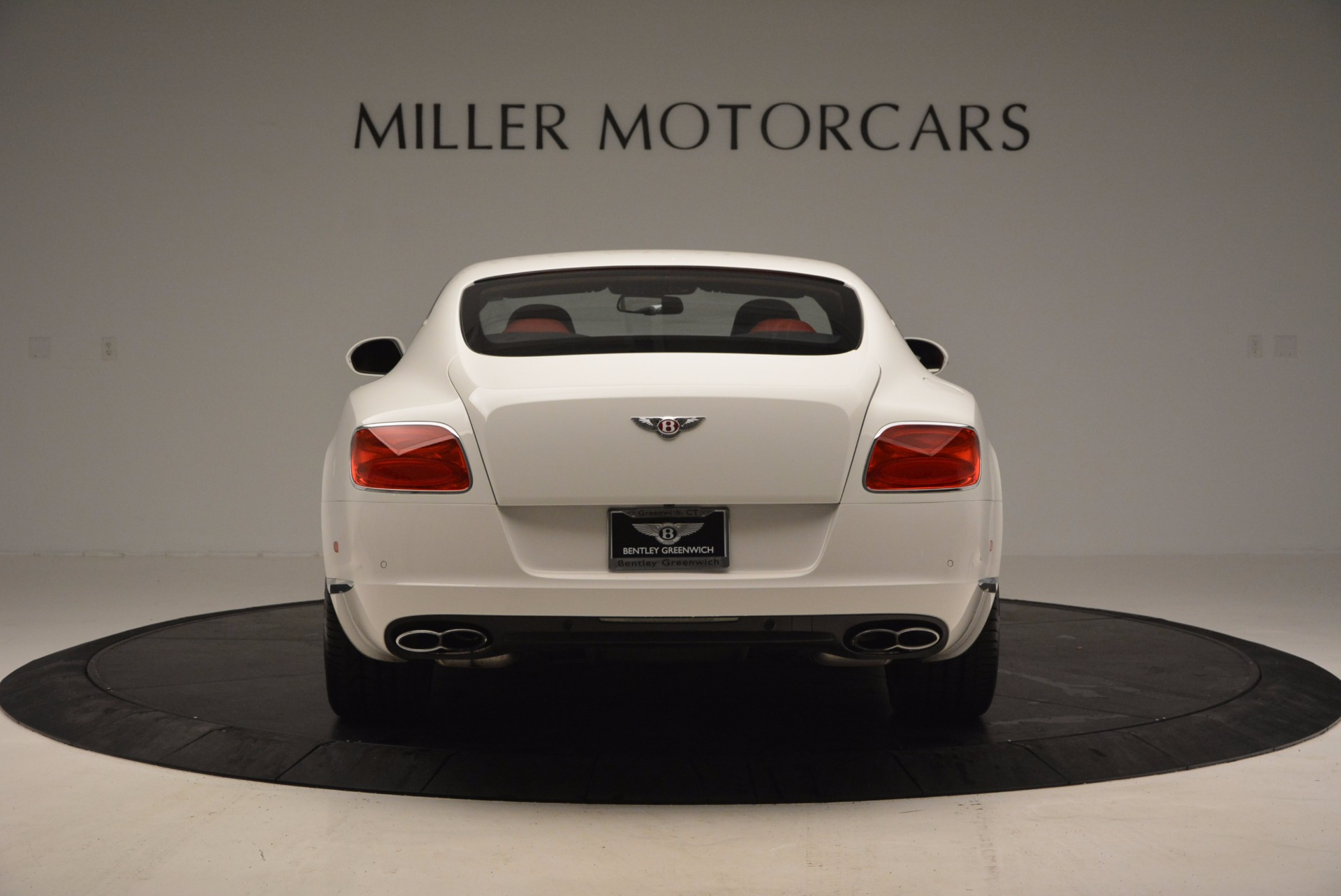 Used 2013 Bentley Continental GT V8 For Sale In Westport, CT 802_p6