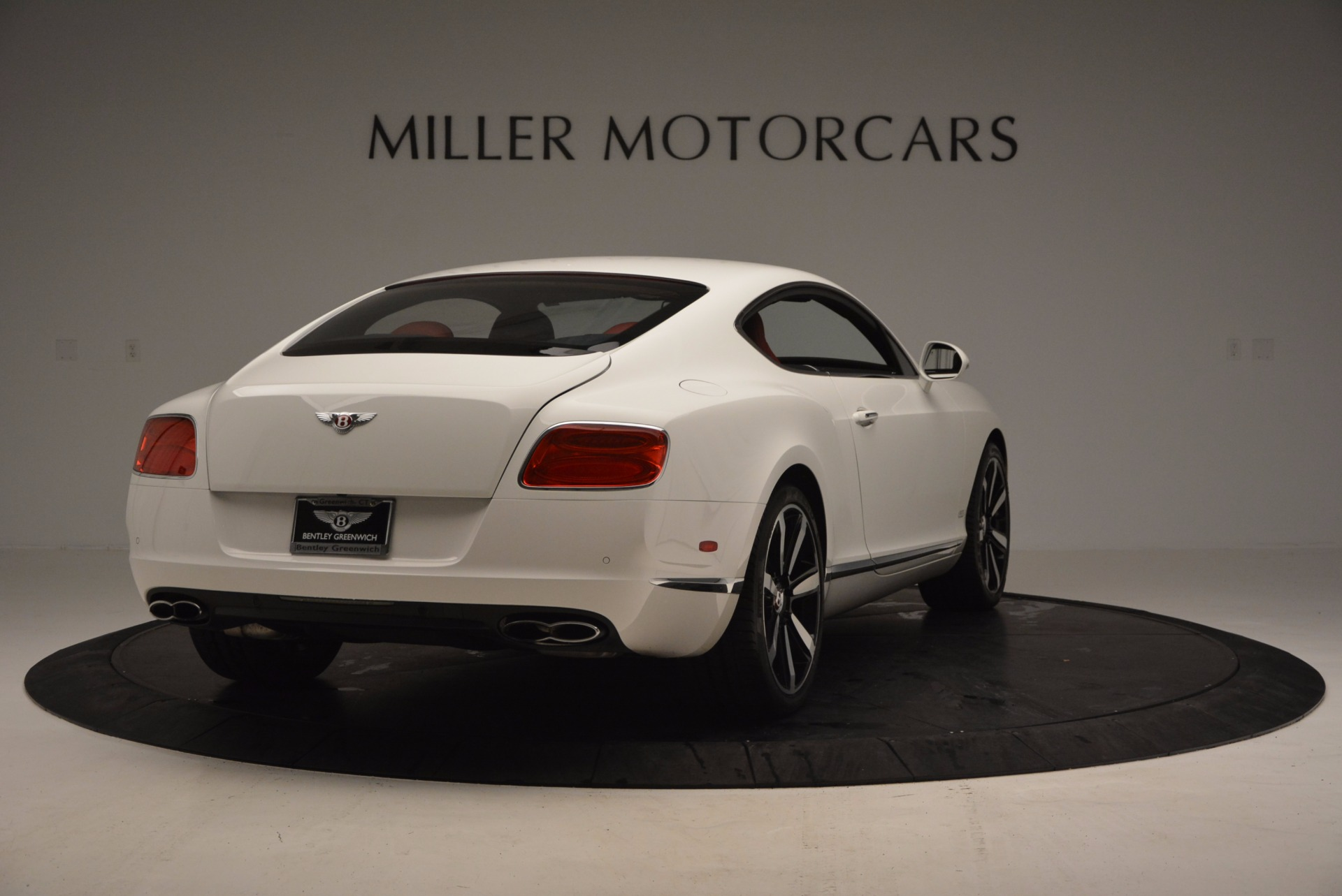 Used 2013 Bentley Continental GT V8 For Sale In Westport, CT 802_p7