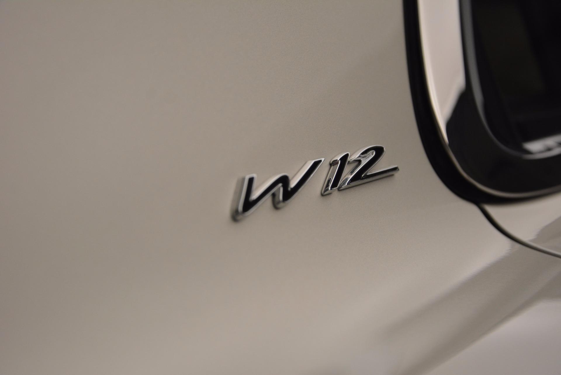 Used 2016 Bentley Flying Spur W12  For Sale In Westport, CT 804_p16