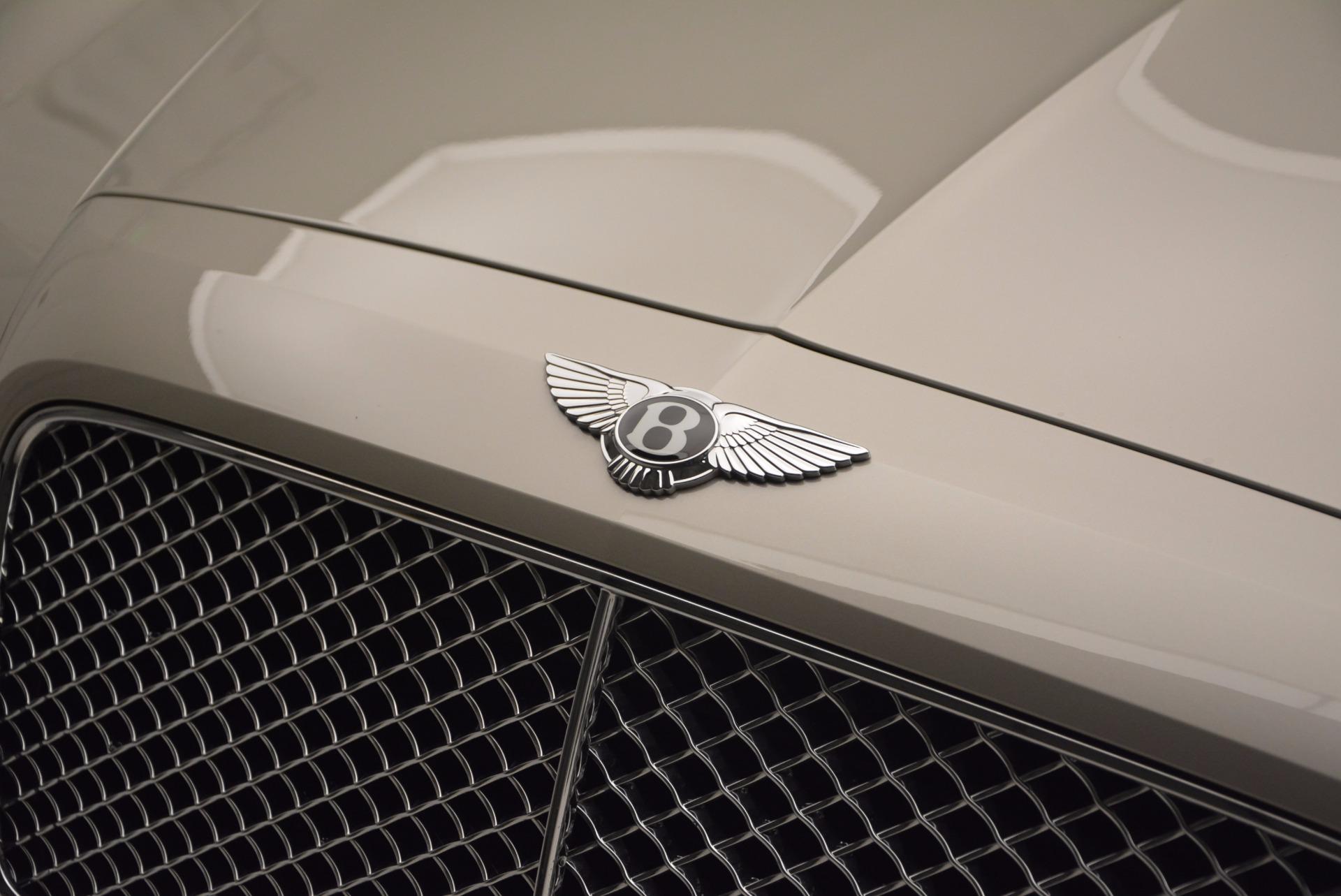 Used 2016 Bentley Flying Spur W12  For Sale In Westport, CT 804_p20