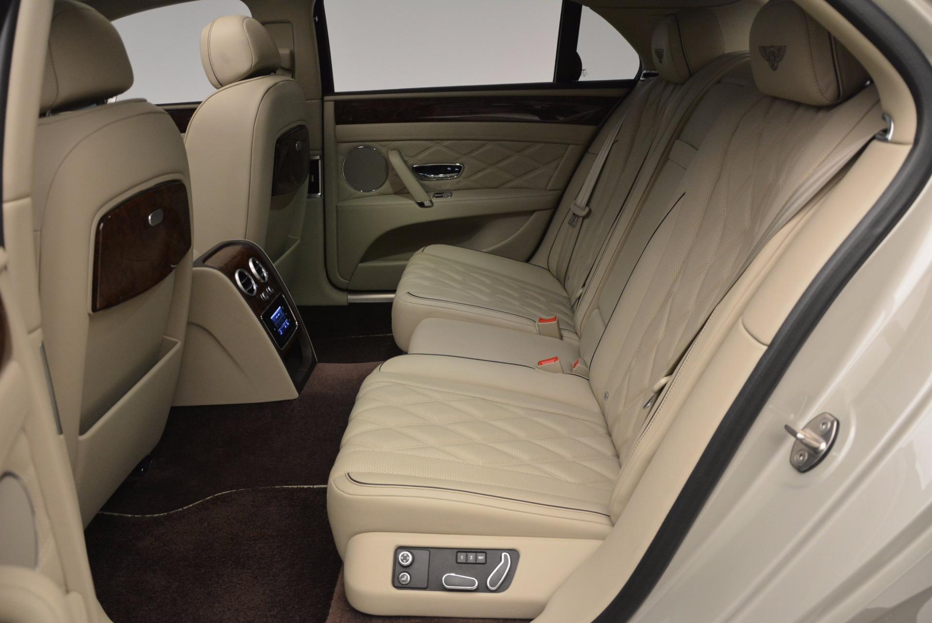Used 2016 Bentley Flying Spur W12  For Sale In Westport, CT 804_p36
