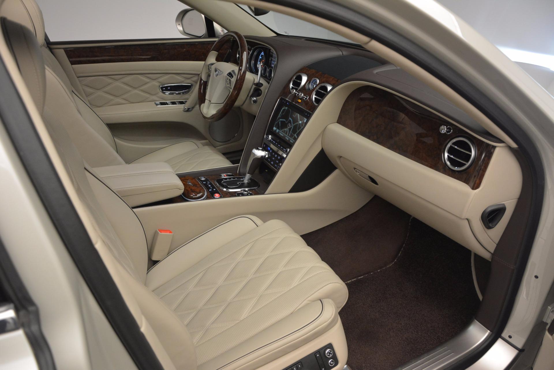 Used 2016 Bentley Flying Spur W12  For Sale In Westport, CT 804_p47