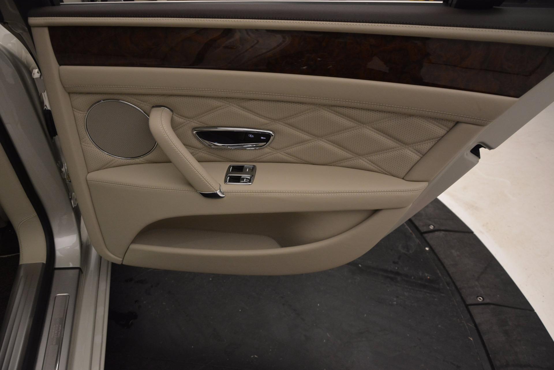 Used 2016 Bentley Flying Spur W12  For Sale In Westport, CT 804_p49
