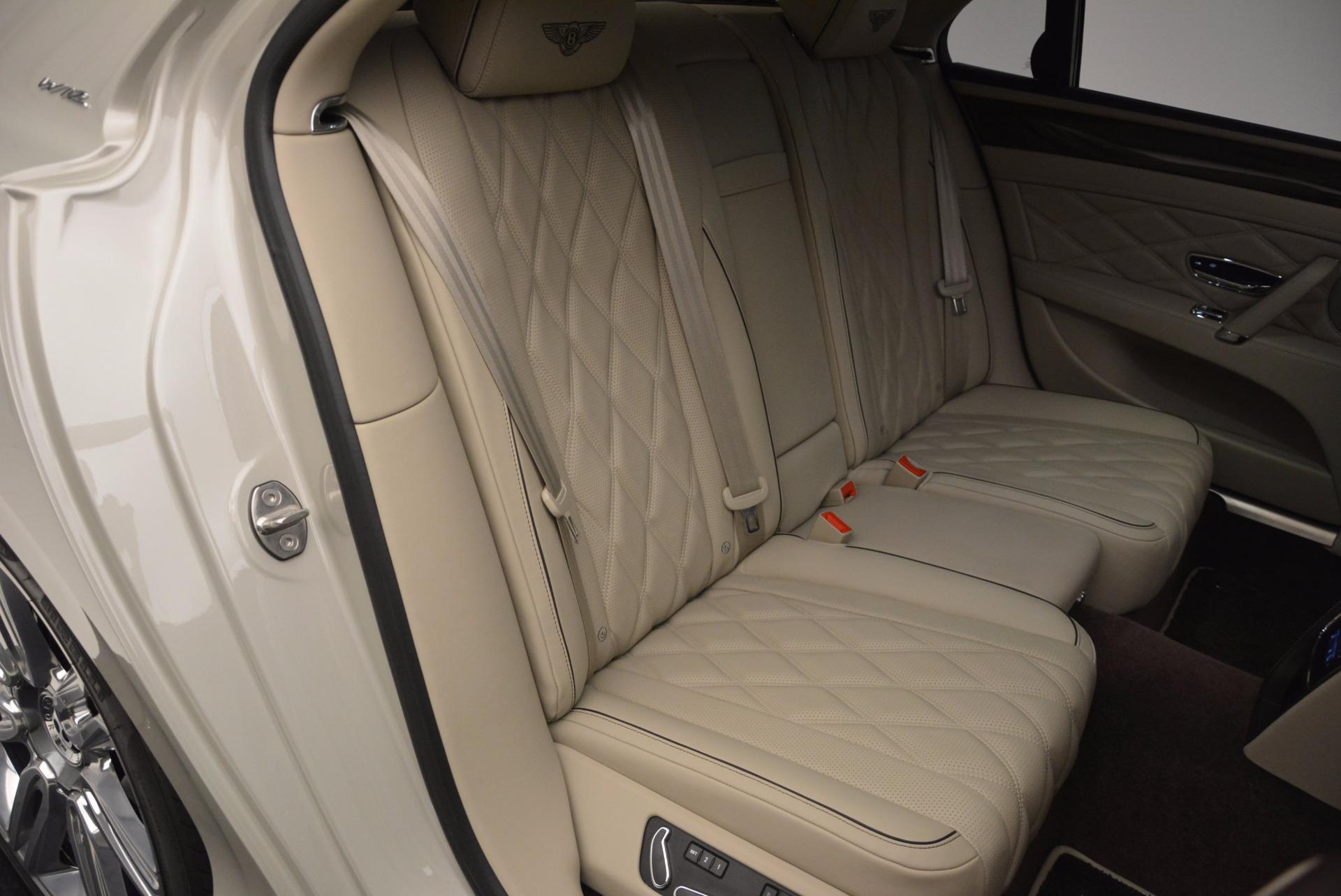 Used 2016 Bentley Flying Spur W12  For Sale In Westport, CT 804_p50