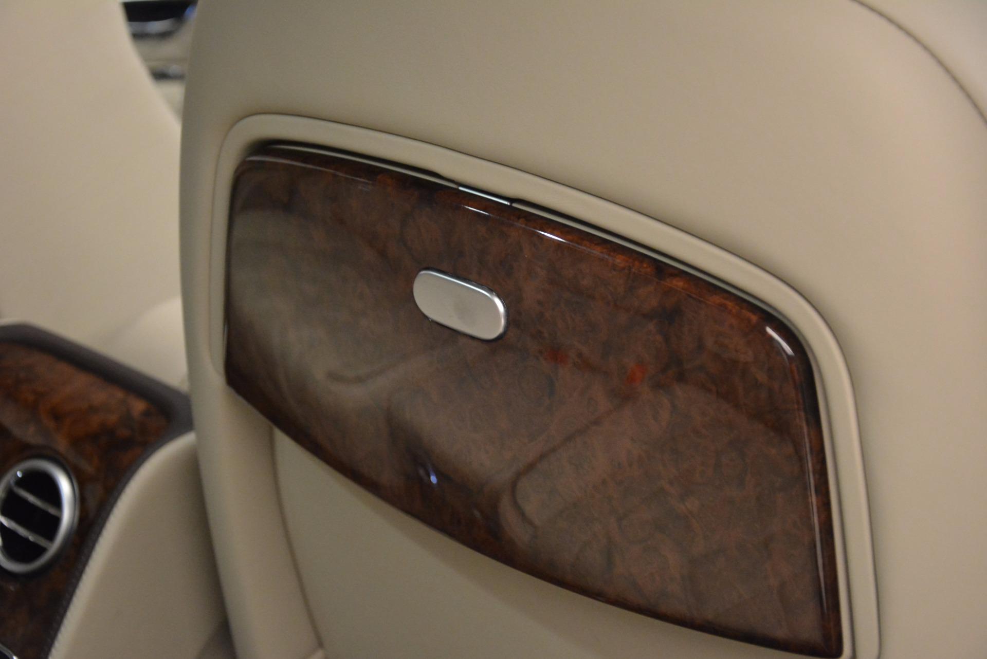 Used 2016 Bentley Flying Spur W12  For Sale In Westport, CT 804_p53