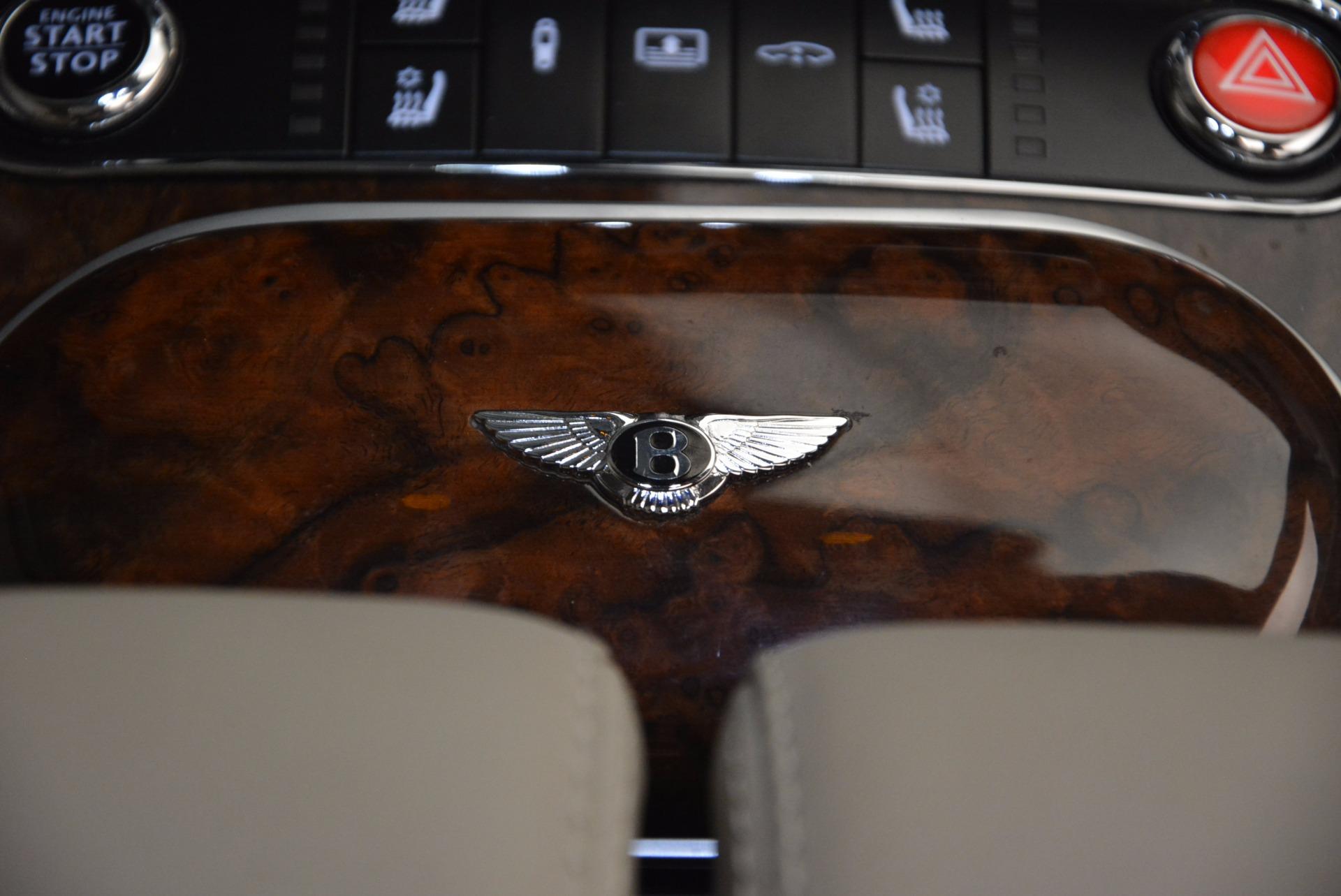 Used 2016 Bentley Flying Spur W12  For Sale In Westport, CT 804_p59