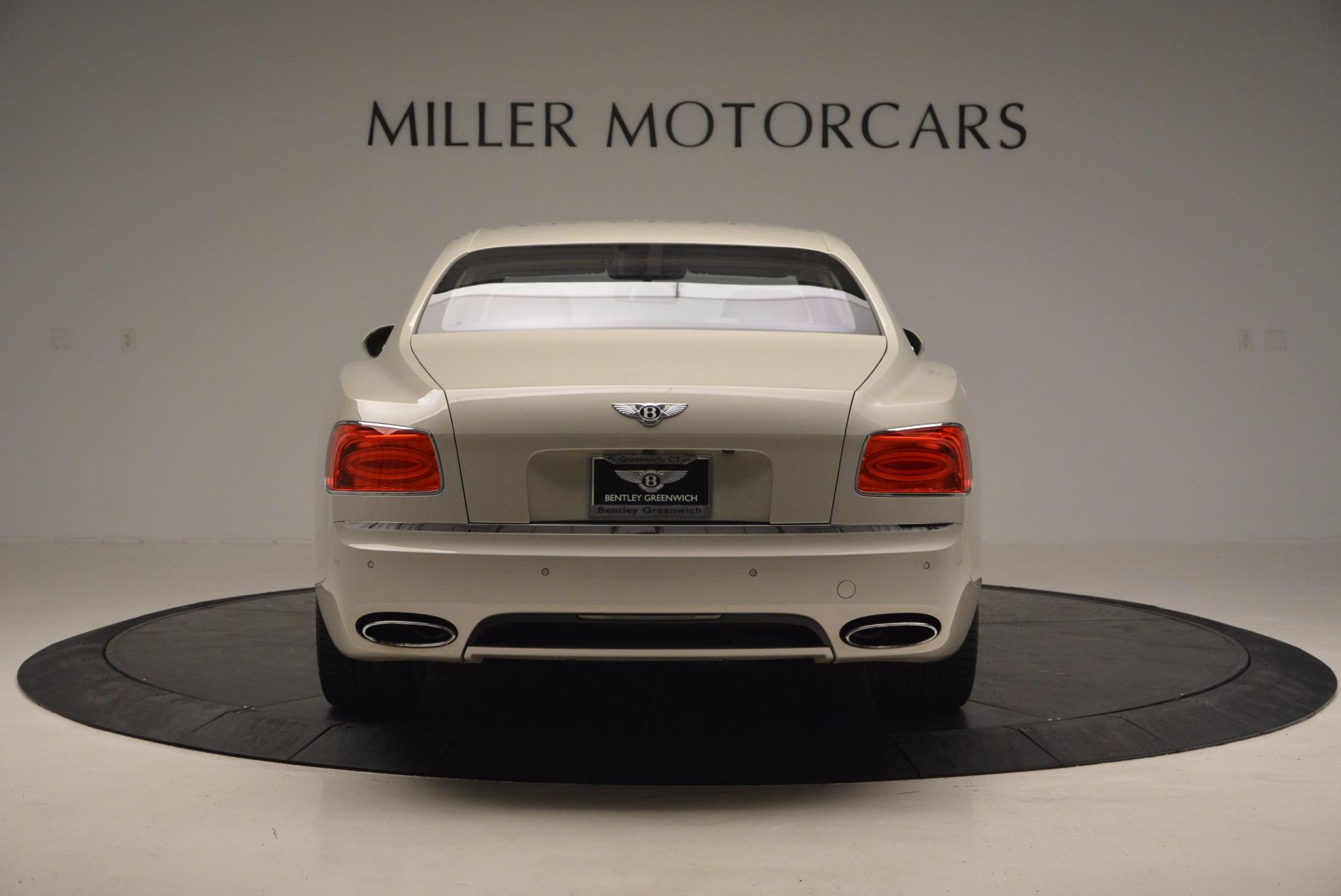 Used 2016 Bentley Flying Spur W12  For Sale In Westport, CT 804_p6