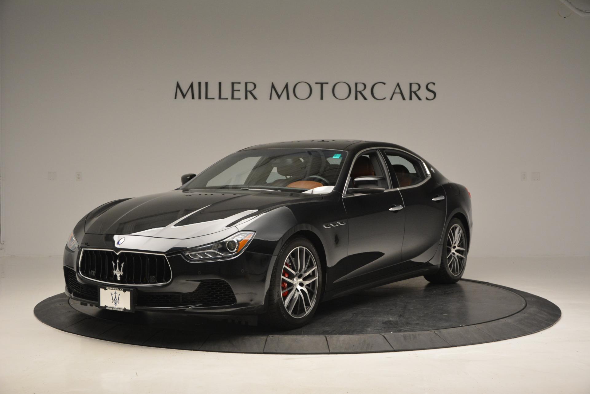 Used 2014 Maserati Ghibli S Q4 For Sale In Westport, CT 805_main