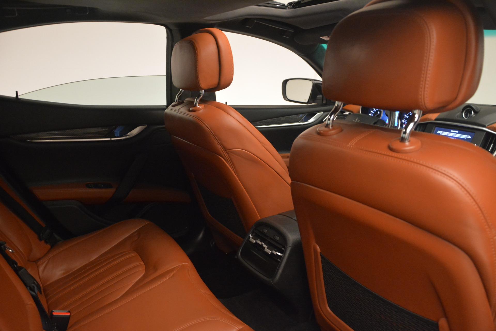 Used 2014 Maserati Ghibli S Q4 For Sale In Westport, CT 805_p23