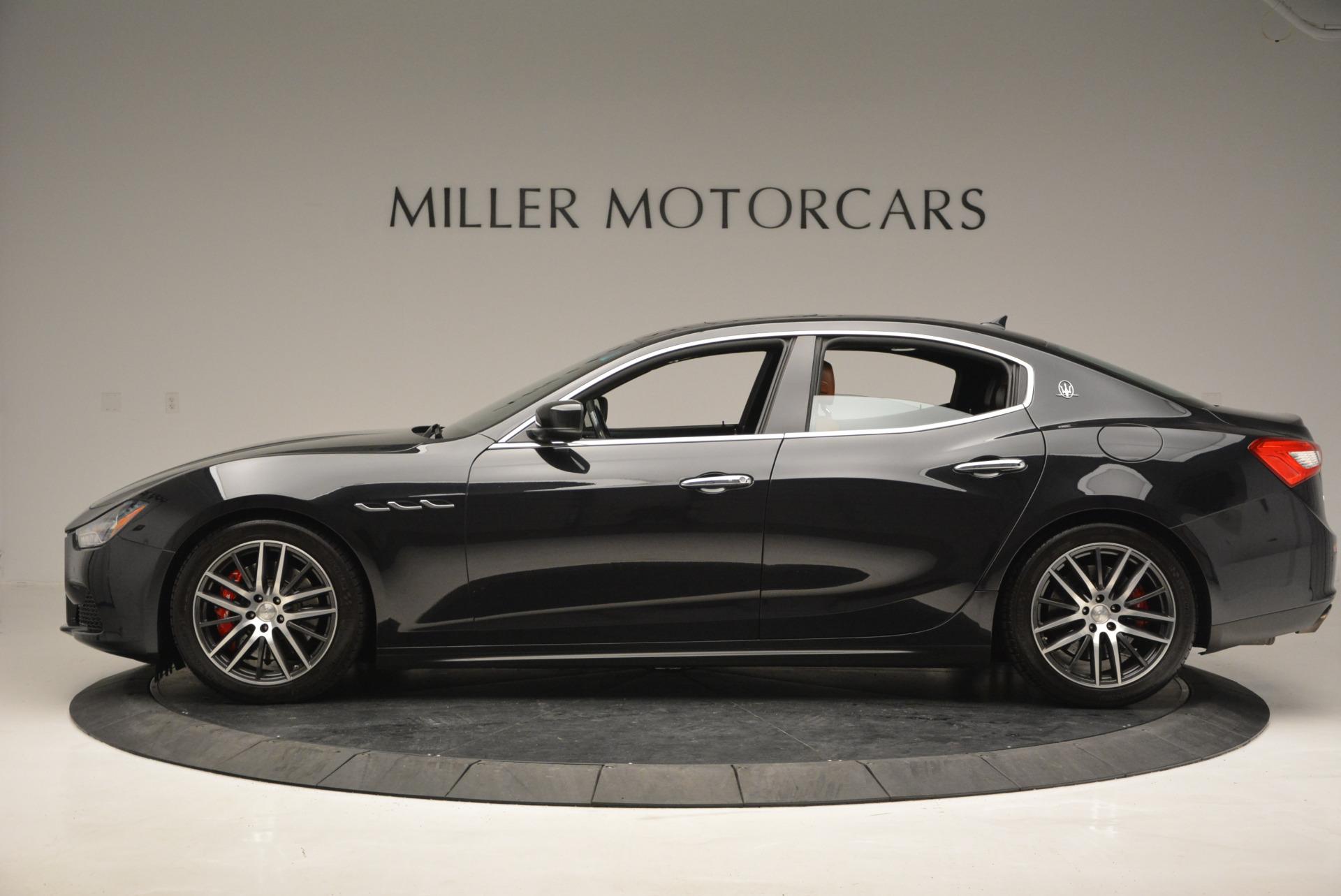 Used 2014 Maserati Ghibli S Q4 For Sale In Westport, CT 805_p3