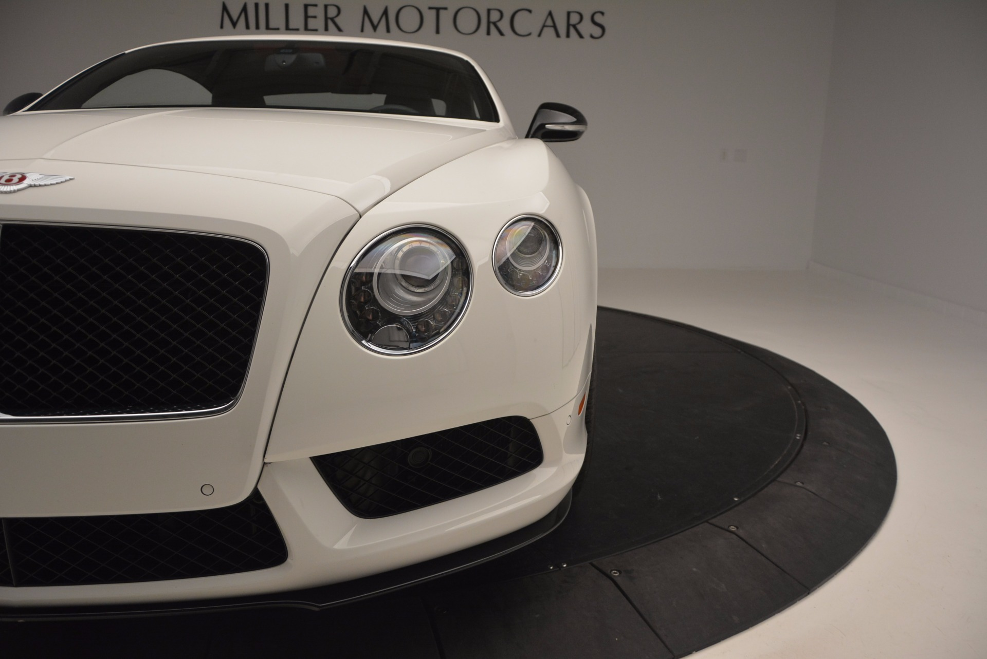 Used 2014 Bentley Continental GT V8 S For Sale In Westport, CT 806_p15