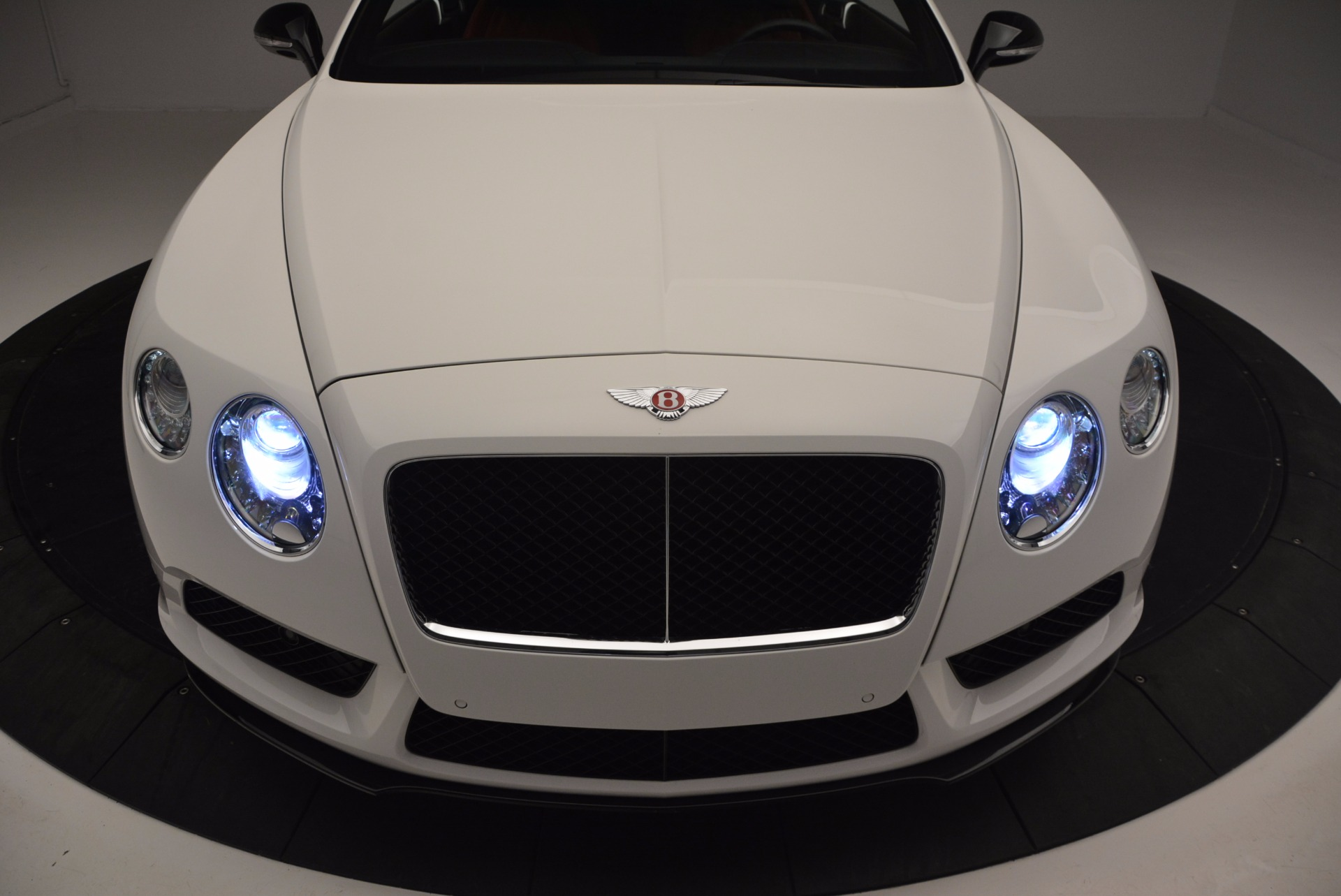 Used 2014 Bentley Continental GT V8 S For Sale In Westport, CT 806_p16