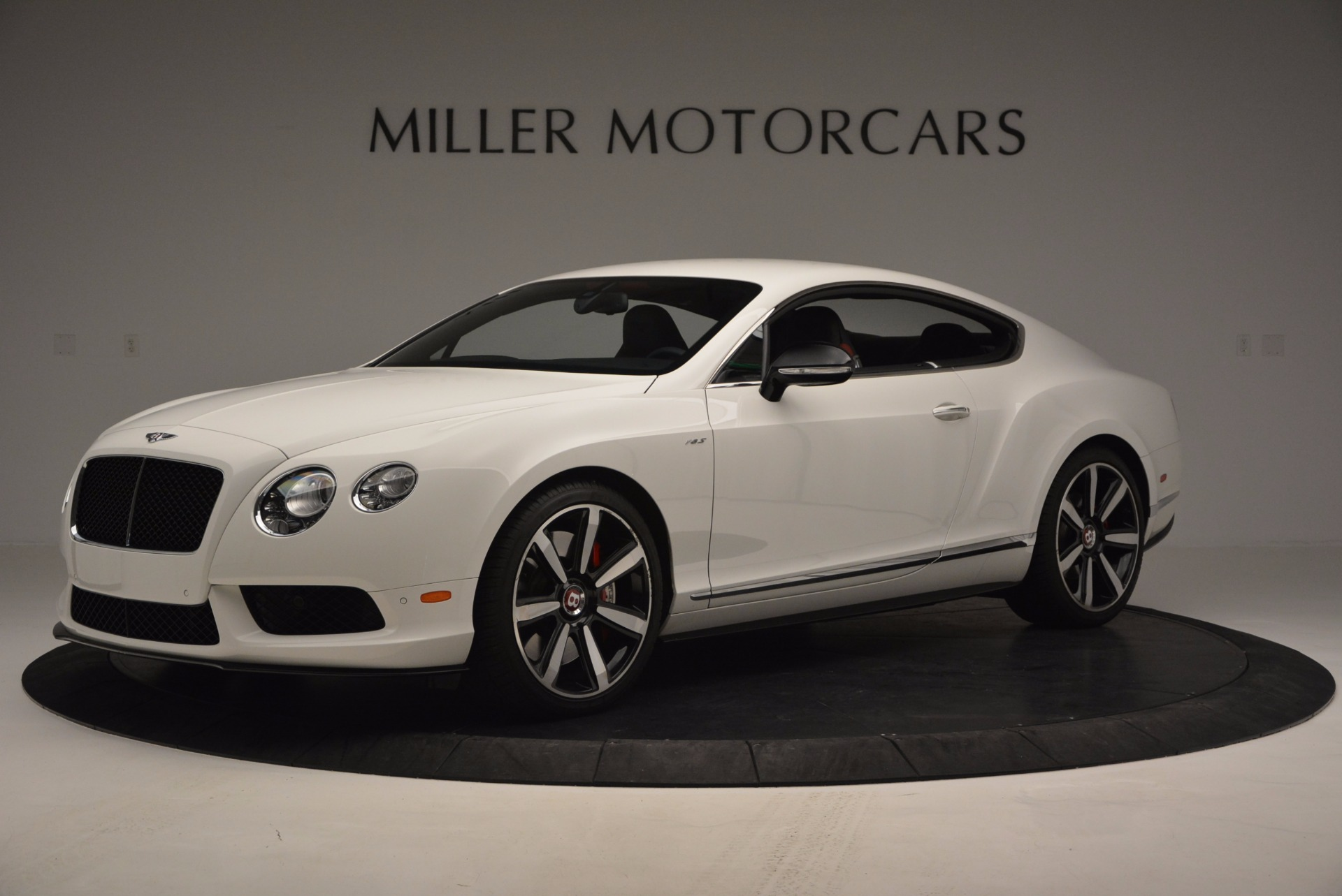 Used 2014 Bentley Continental GT V8 S For Sale In Westport, CT 806_p2