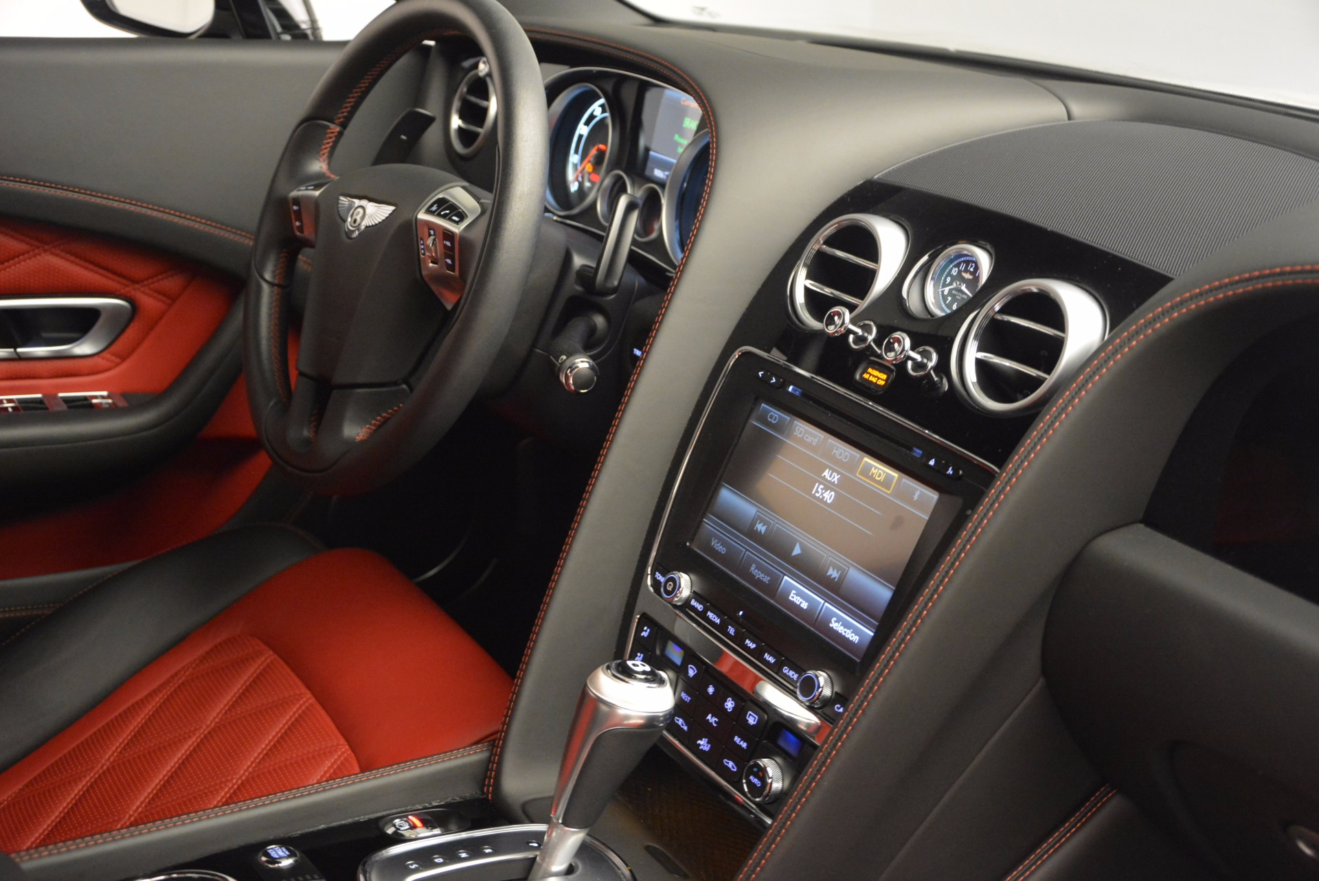 Used 2014 Bentley Continental GT V8 S For Sale In Westport, CT 806_p38