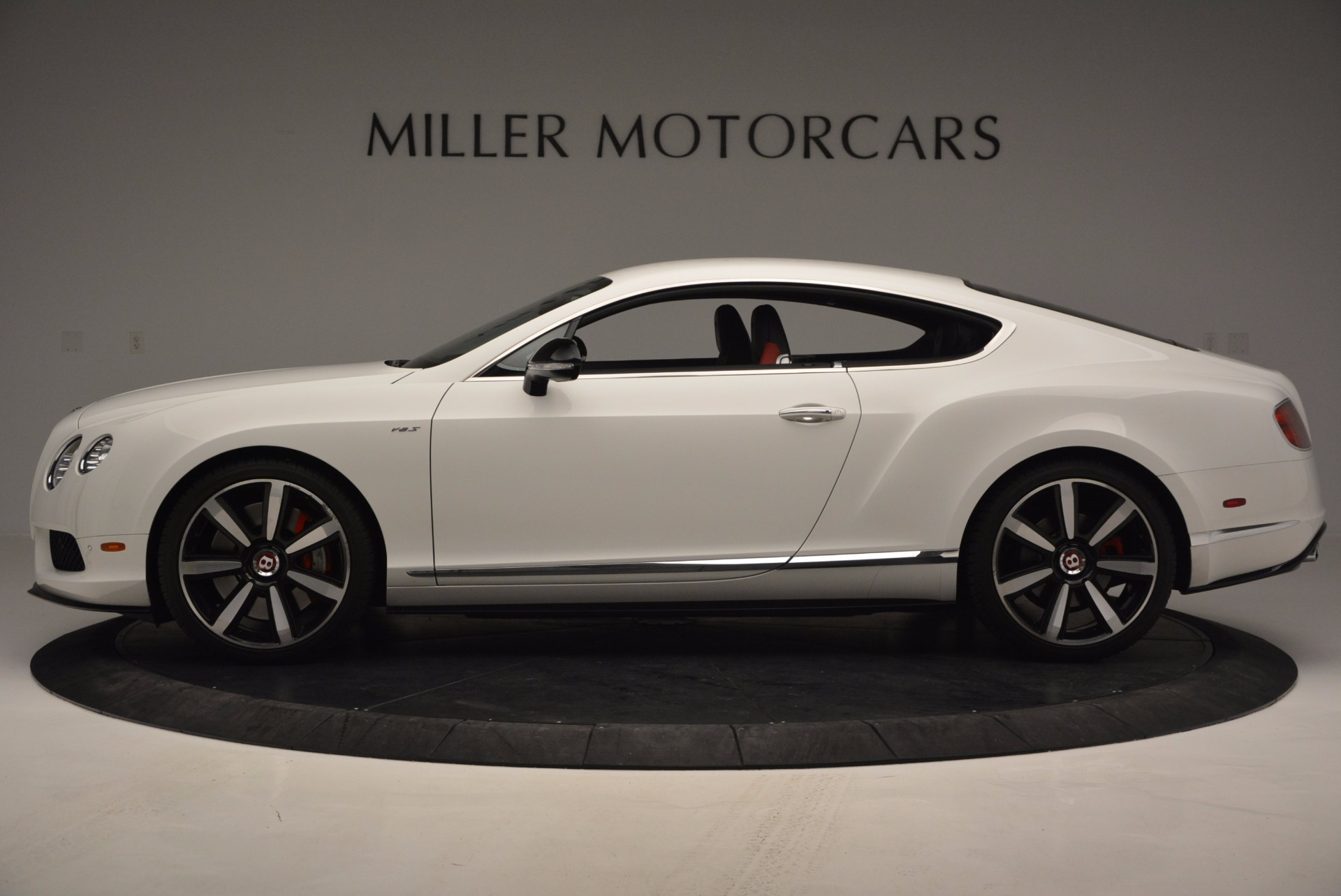 Used 2014 Bentley Continental GT V8 S For Sale In Westport, CT 806_p3