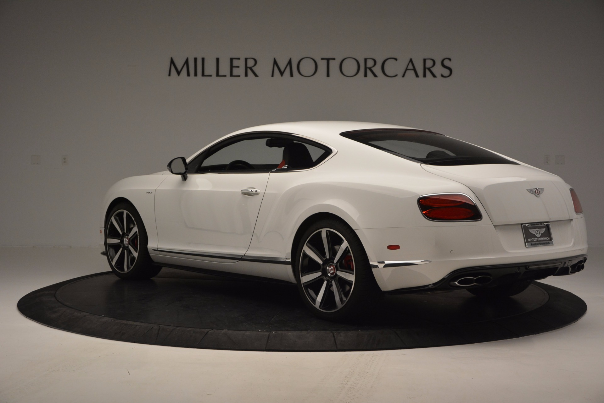 Used 2014 Bentley Continental GT V8 S For Sale In Westport, CT 806_p5
