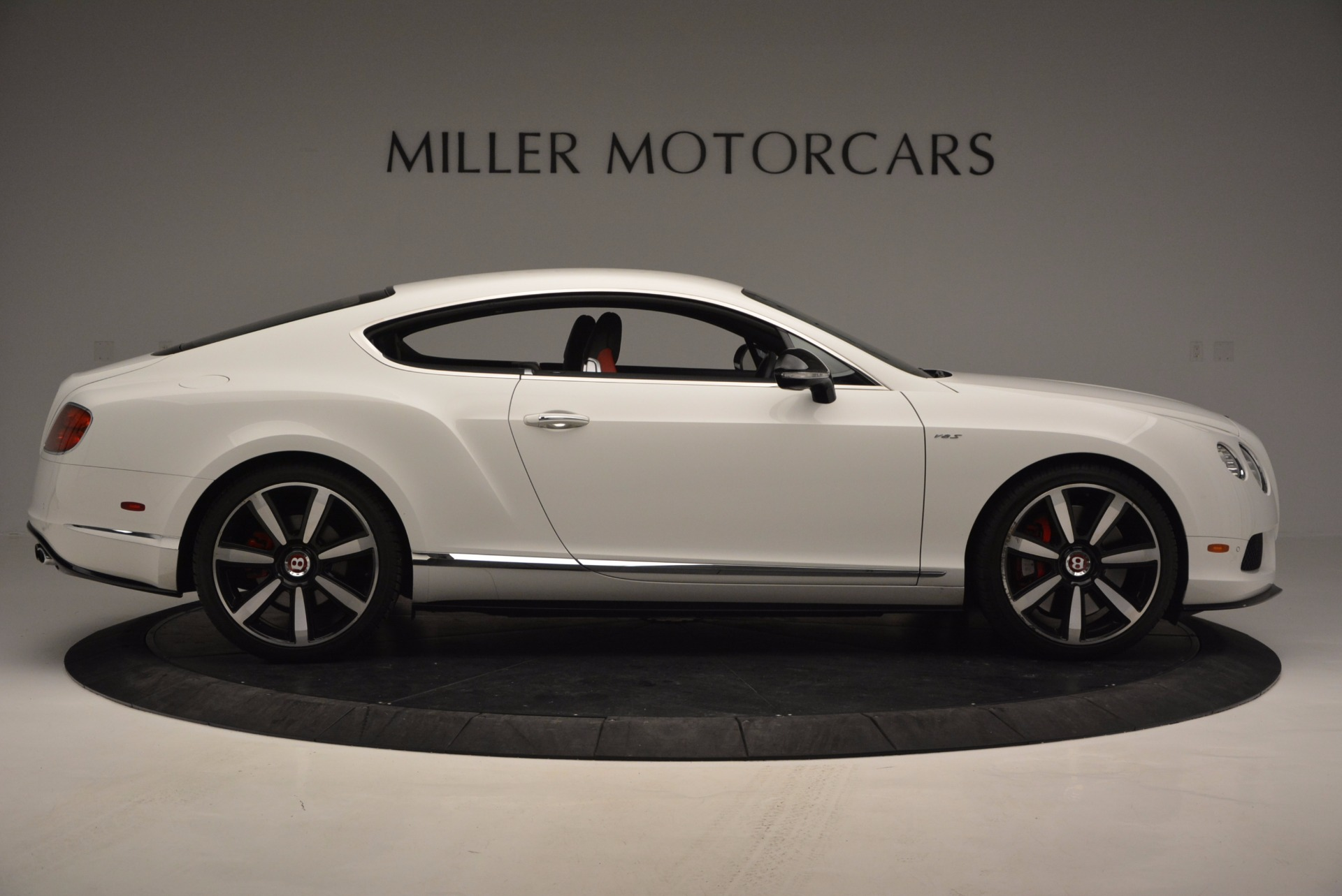 Used 2014 Bentley Continental GT V8 S For Sale In Westport, CT 806_p9