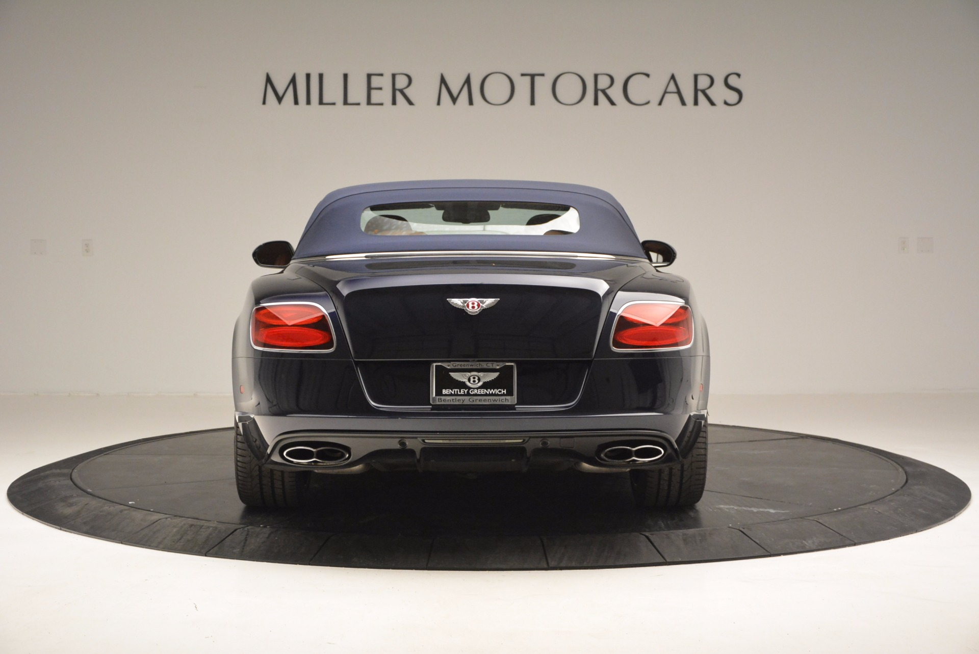 Used 2015 Bentley Continental GT V8 S For Sale In Westport, CT 807_p18