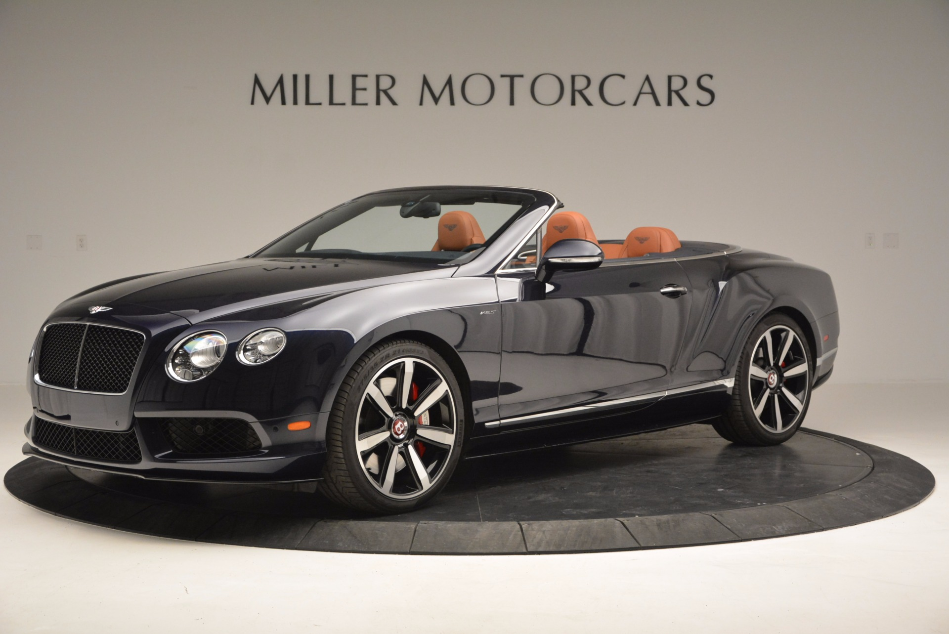 Used 2015 Bentley Continental GT V8 S For Sale In Westport, CT 807_p2