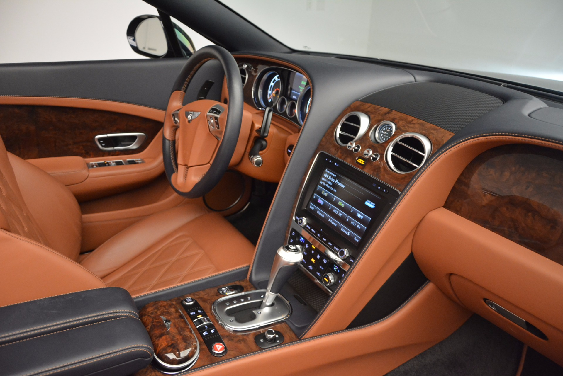Used 2015 Bentley Continental GT V8 S For Sale In Westport, CT 807_p48