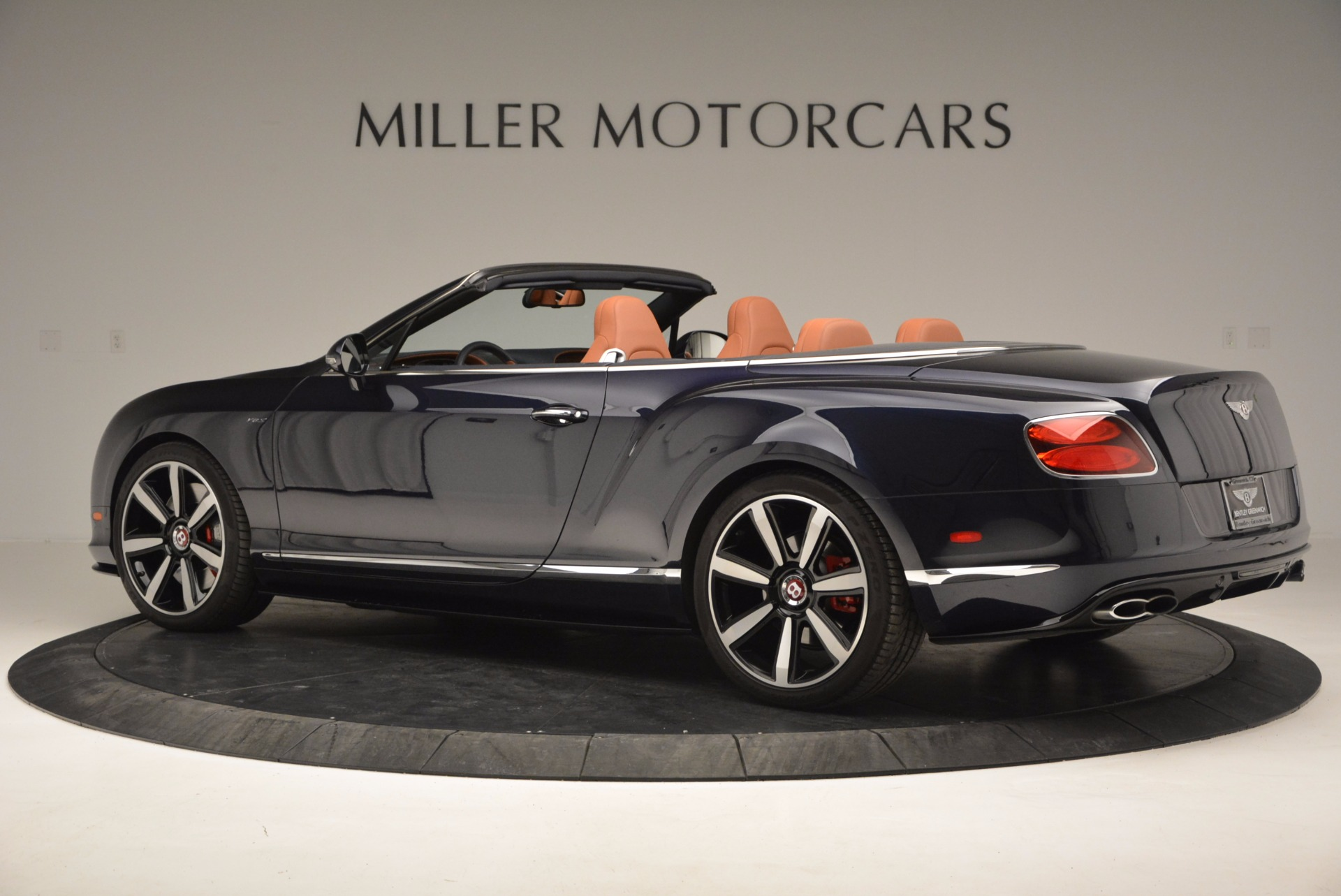 Used 2015 Bentley Continental GT V8 S For Sale In Westport, CT 807_p4